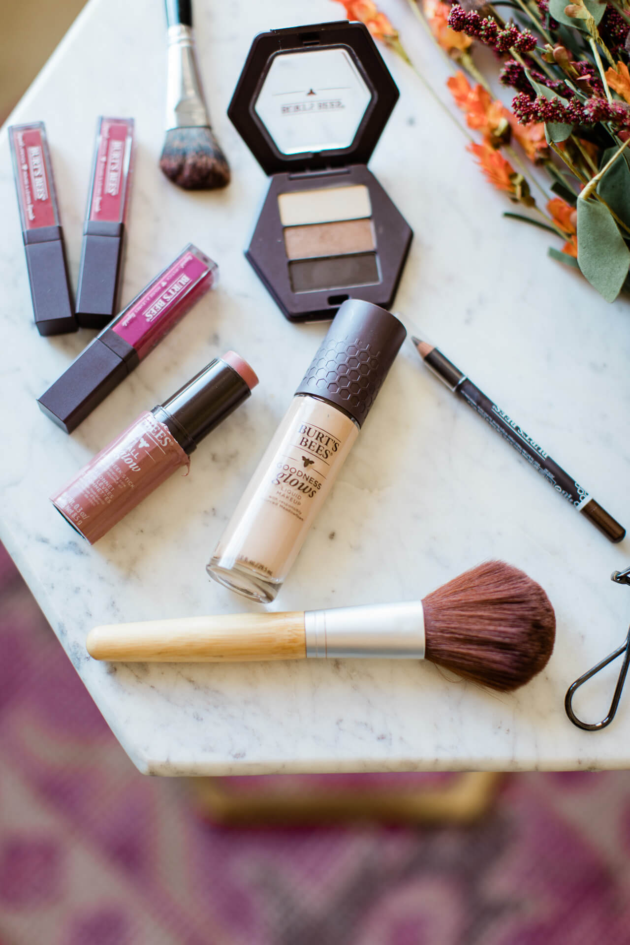 Love these fall beauty products from Burt's Bees. | M Loves M @marmar