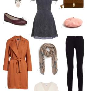 Classic Parisian style picks for fall. | M Loves M @marmar