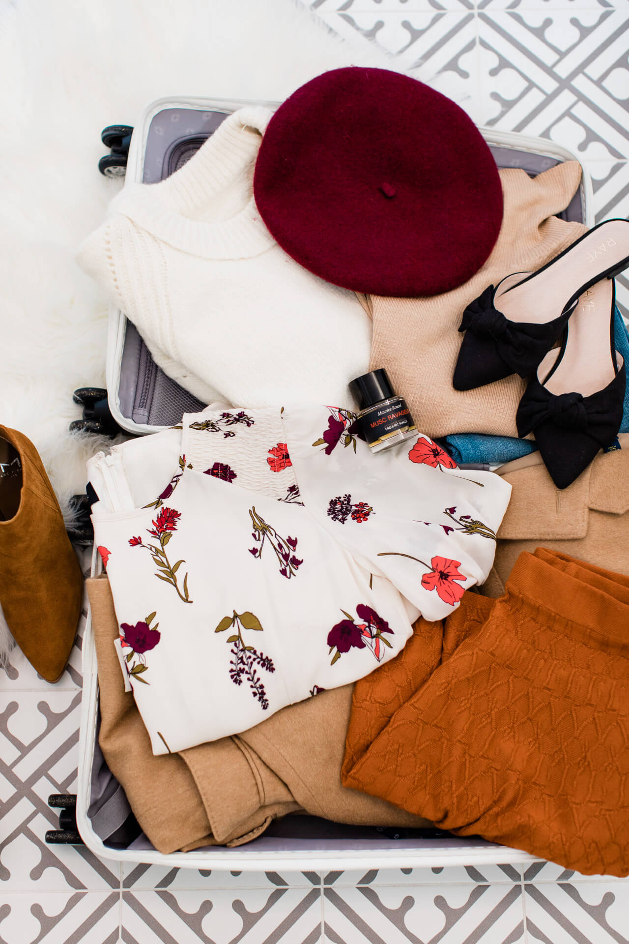 What to pack for a trip to NYC.   M Loves M @marmar