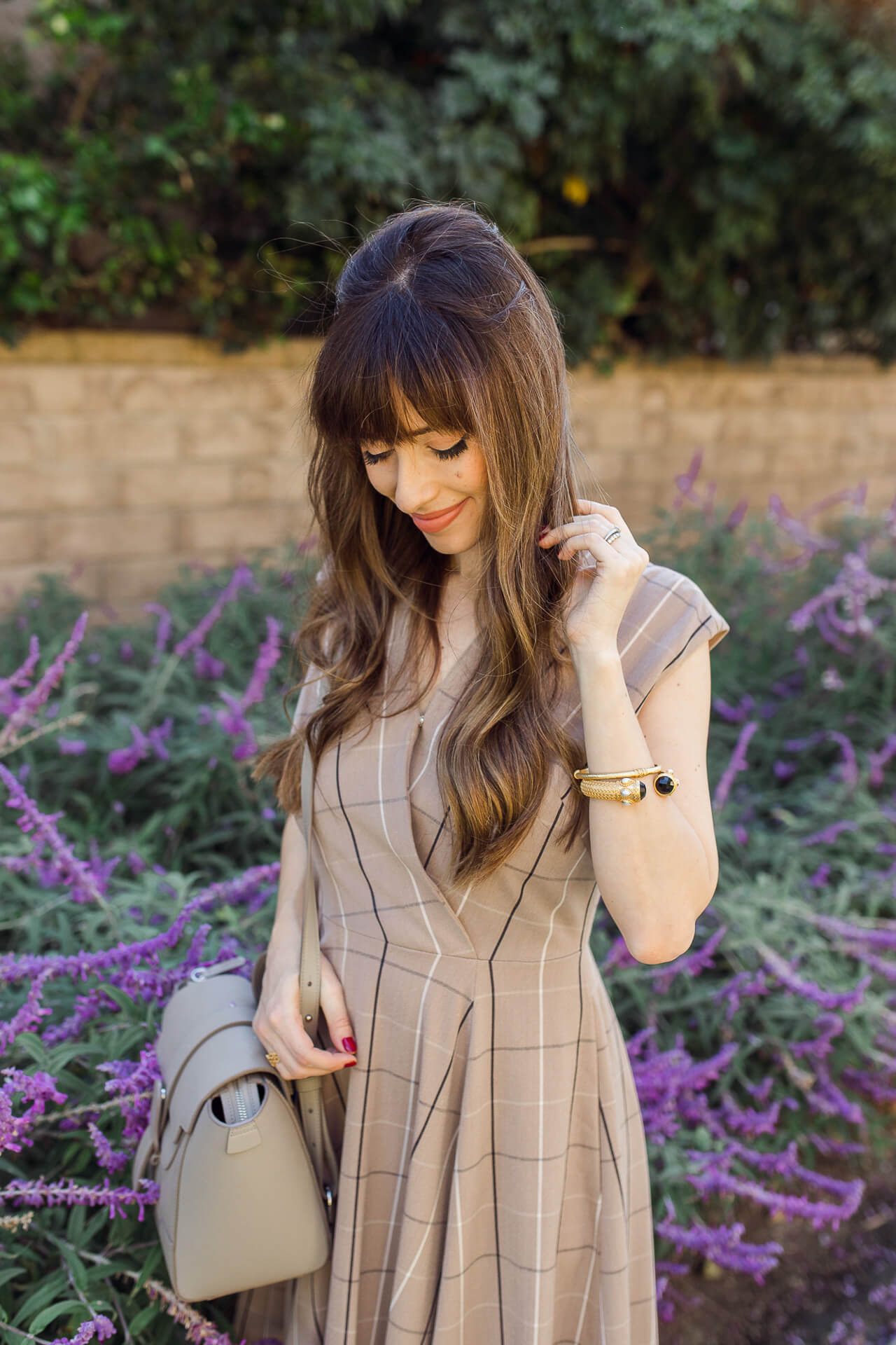This fall dress outfit is so perfect for fall! - M Loves M @marmar