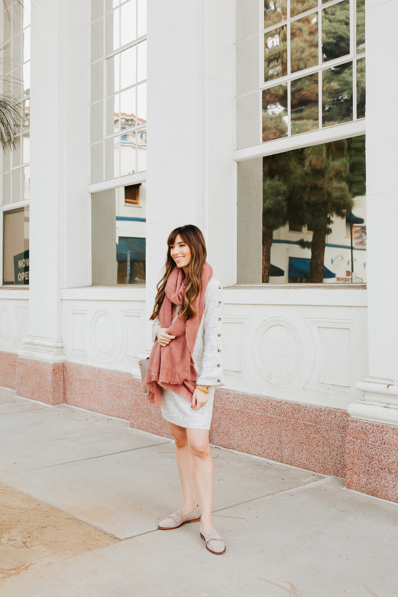 This easy maternity outfit is perfect for fall! - M Loves M @marmar