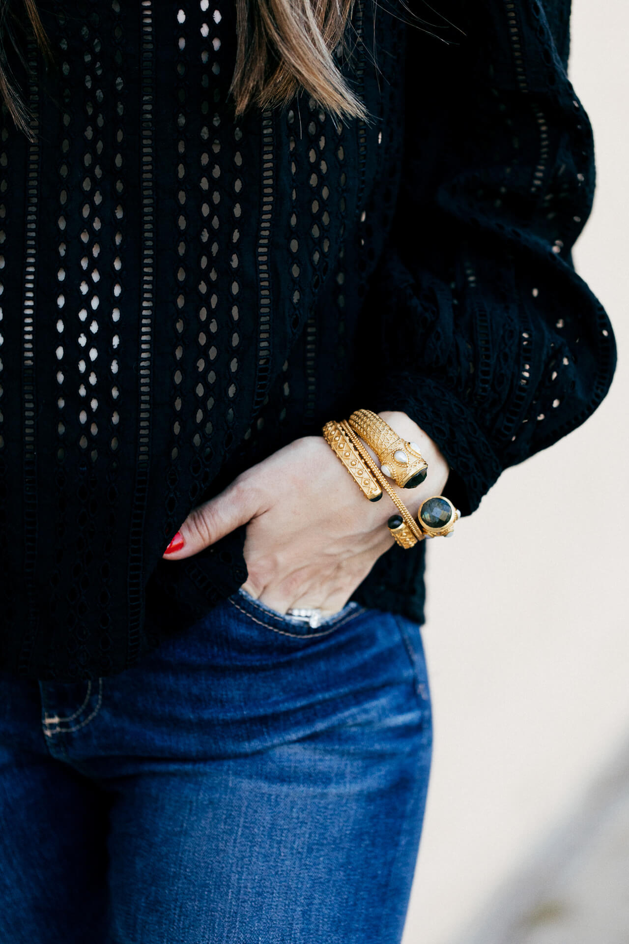 This fall outfit from Madewell is too cute! | M Loves M @marmar