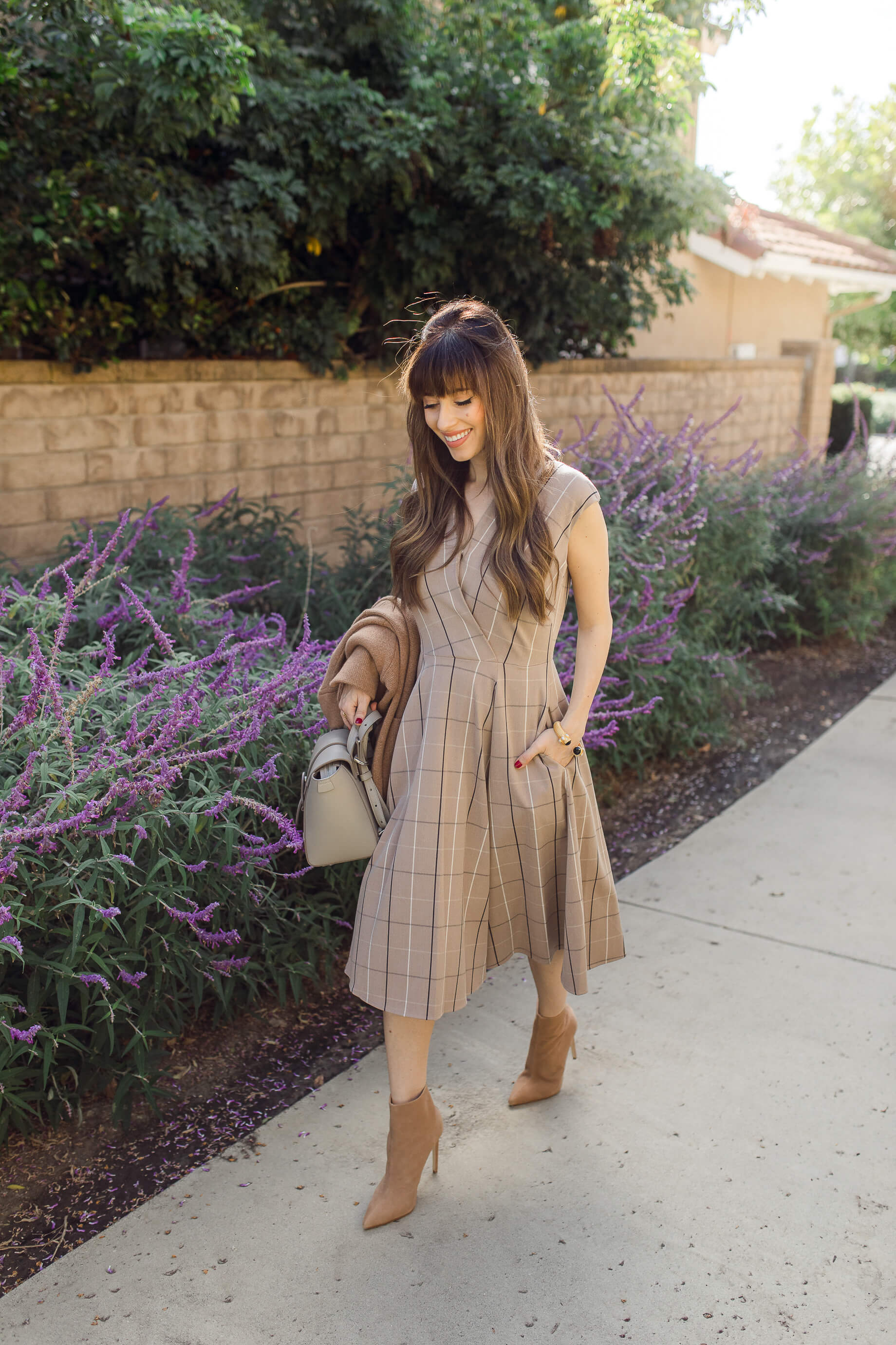 How to wear a dress in the fall. - M Loves M @marmar