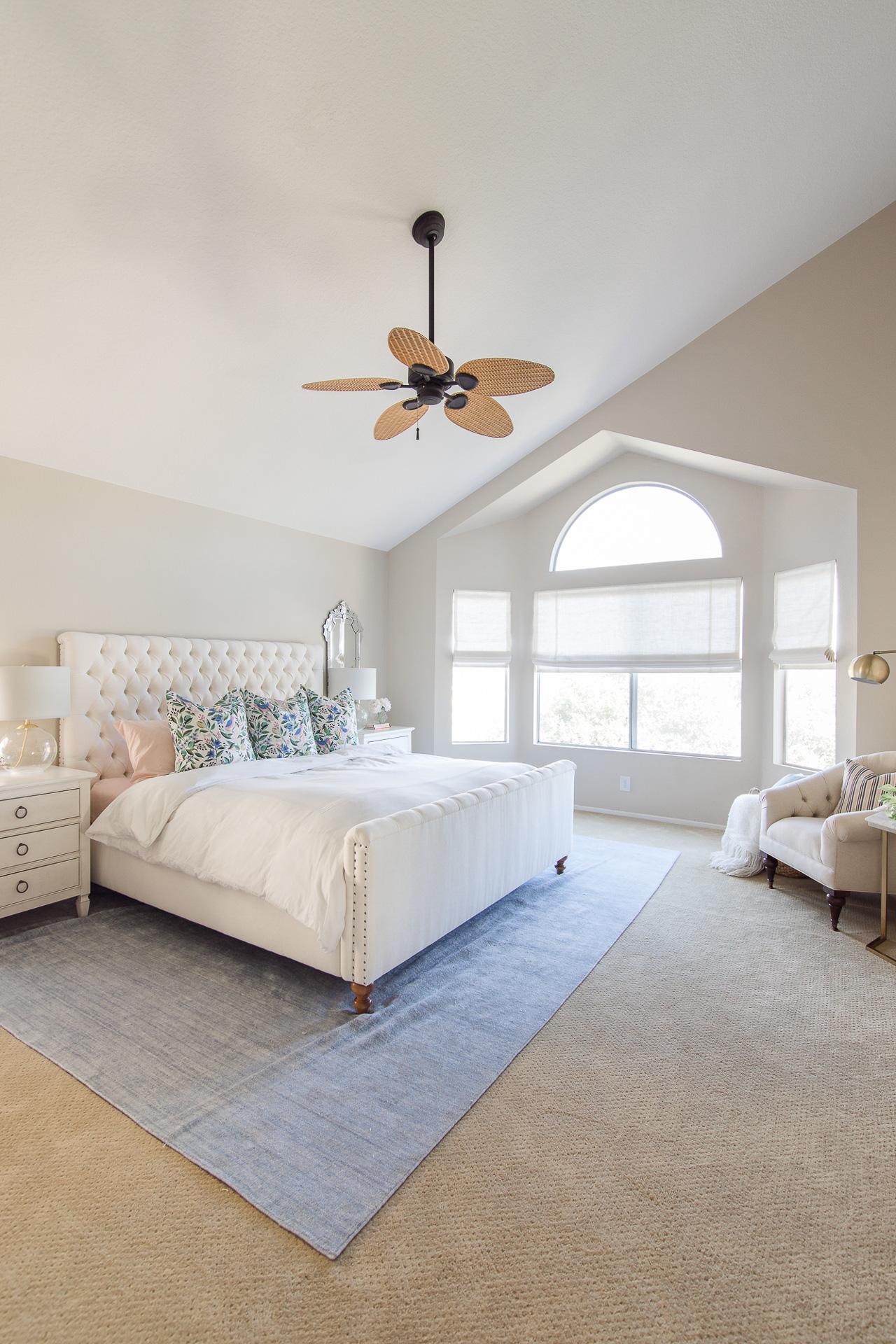I love my neutral bedroom decor! - M Loves M @marmar