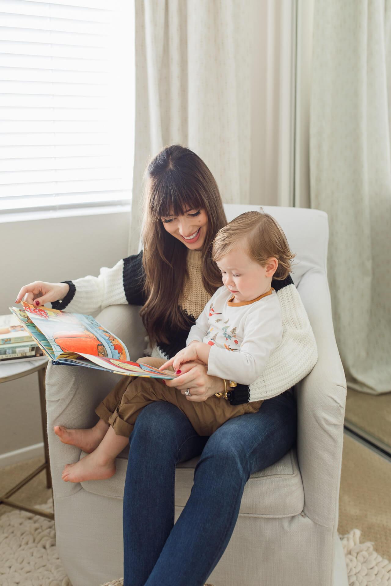 toddler fall autumn book list - M Loves M @marmar