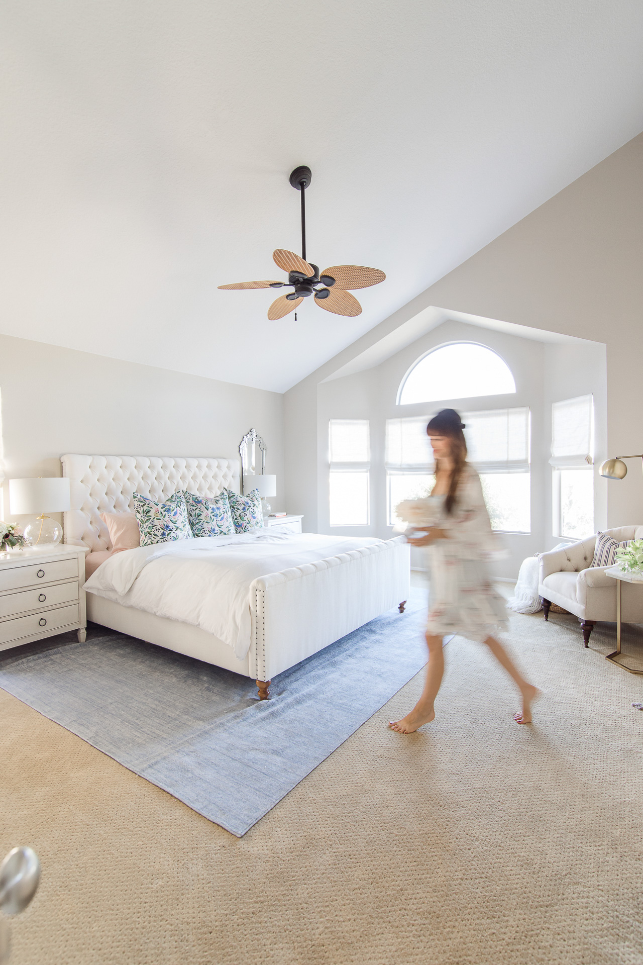 I love my white and pastel bedroom! - M Loves M @marmar