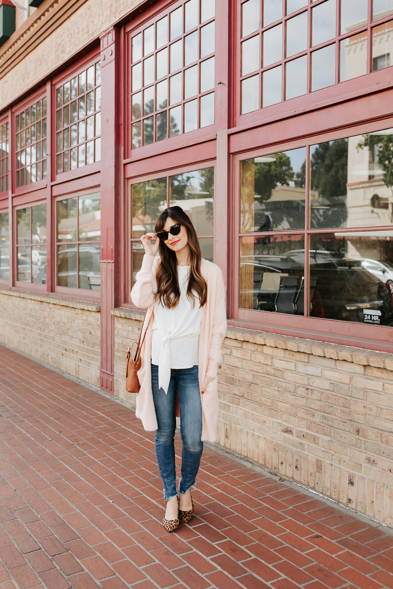 I love this casual work wear outfit! - M Loves M @marmar