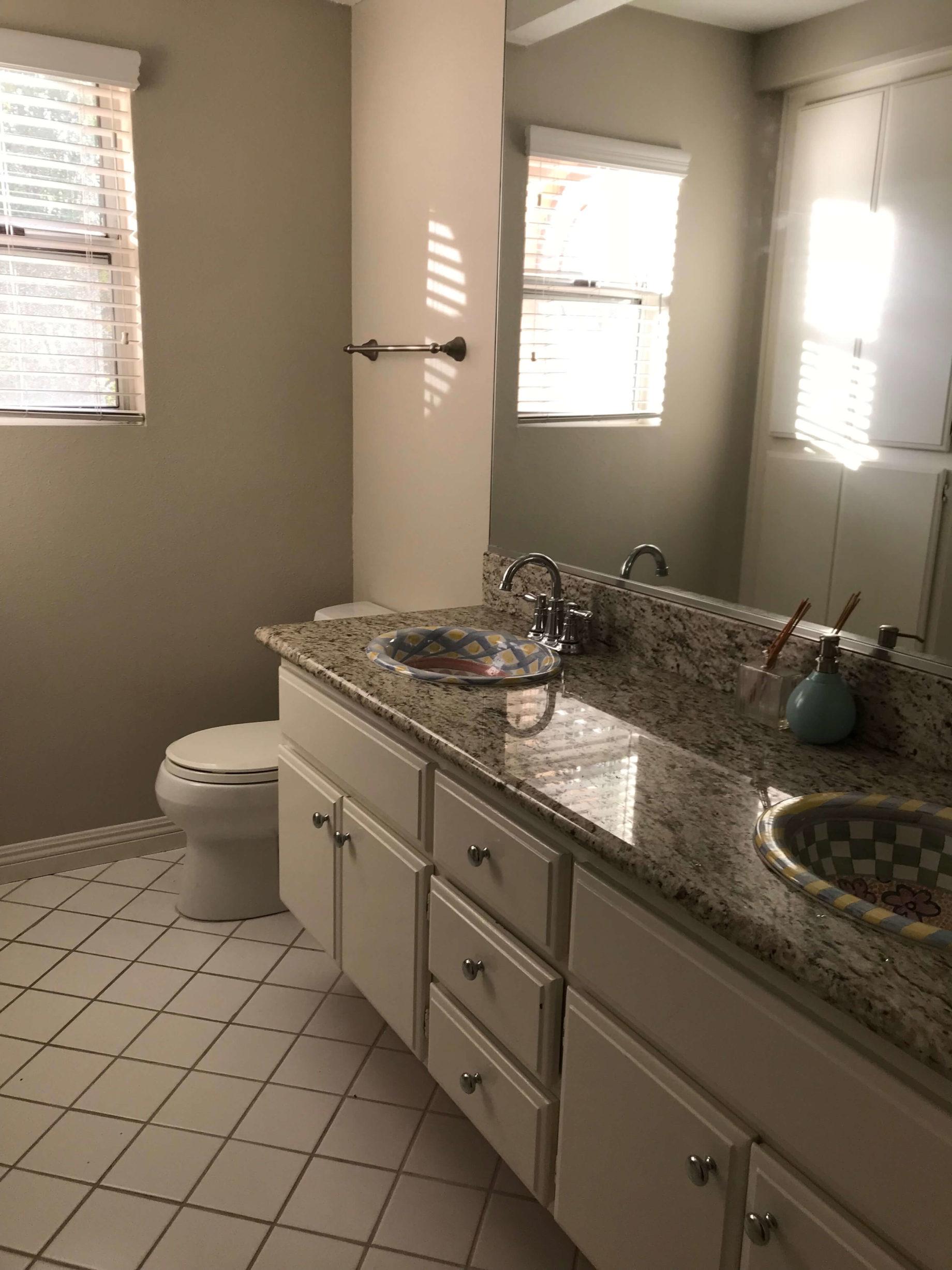 Kids' bathroom renovation before photos! - M Loves M @marmar