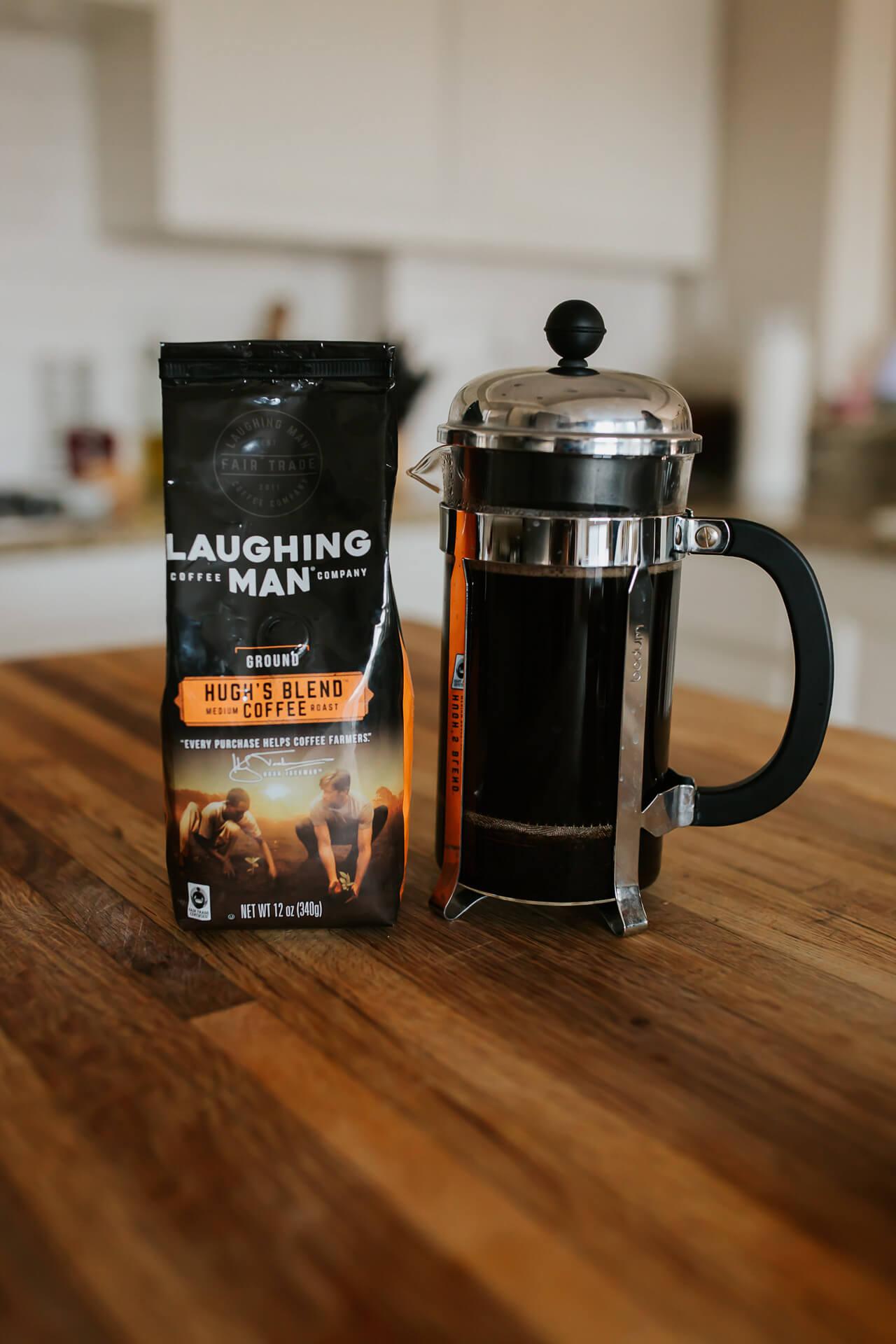 Love this Laughing Man High's Coffee blend! - M Loves M @marmar