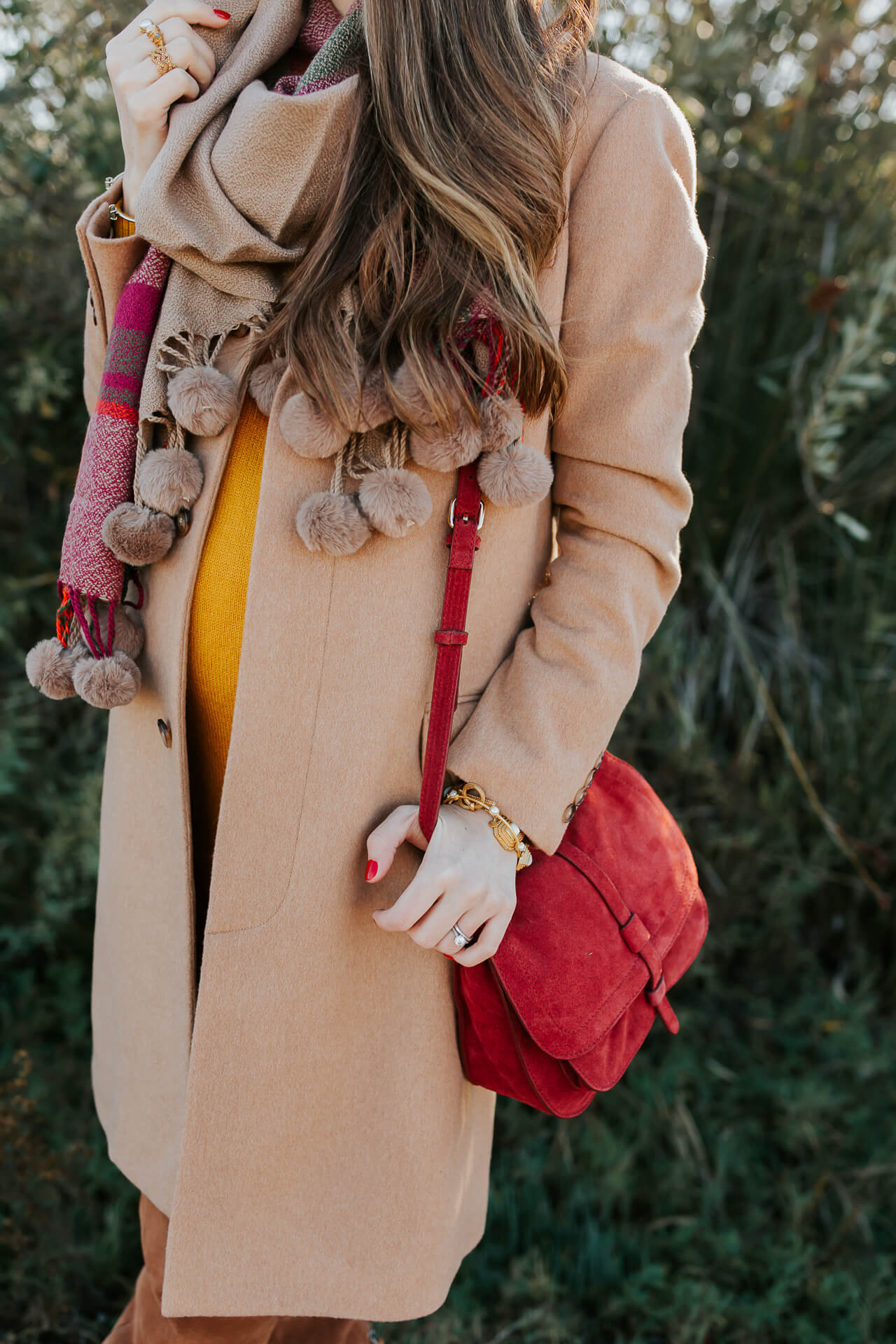 This Ralph Lauren trench coat is such a wardrobe staple. - M Loves M @marmar