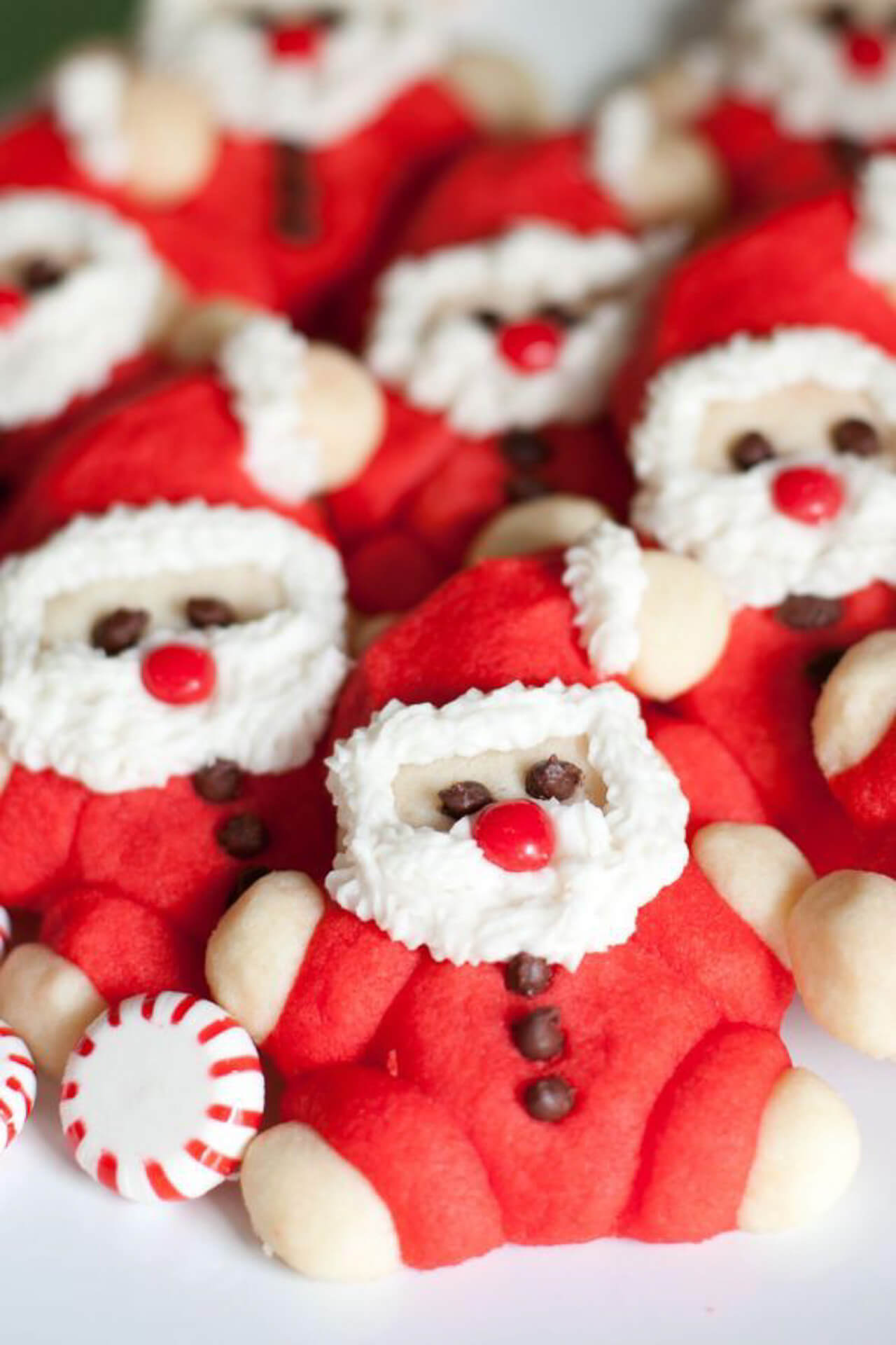 I cant't resist this Rolly Polly Sana cookies recipe! - M Loves M @marmar