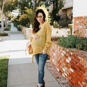 How to style an oversized sweater! - M Loves M @marmar