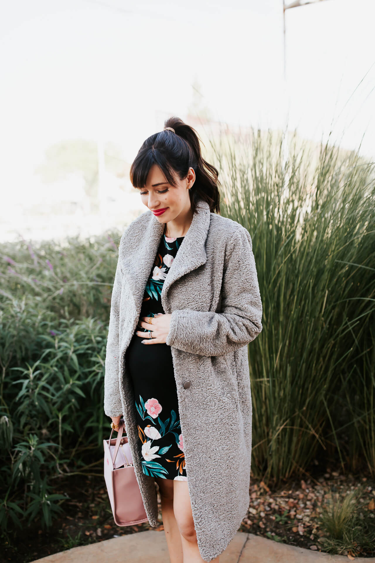 How to style winter florals! - M Loves M @marmar