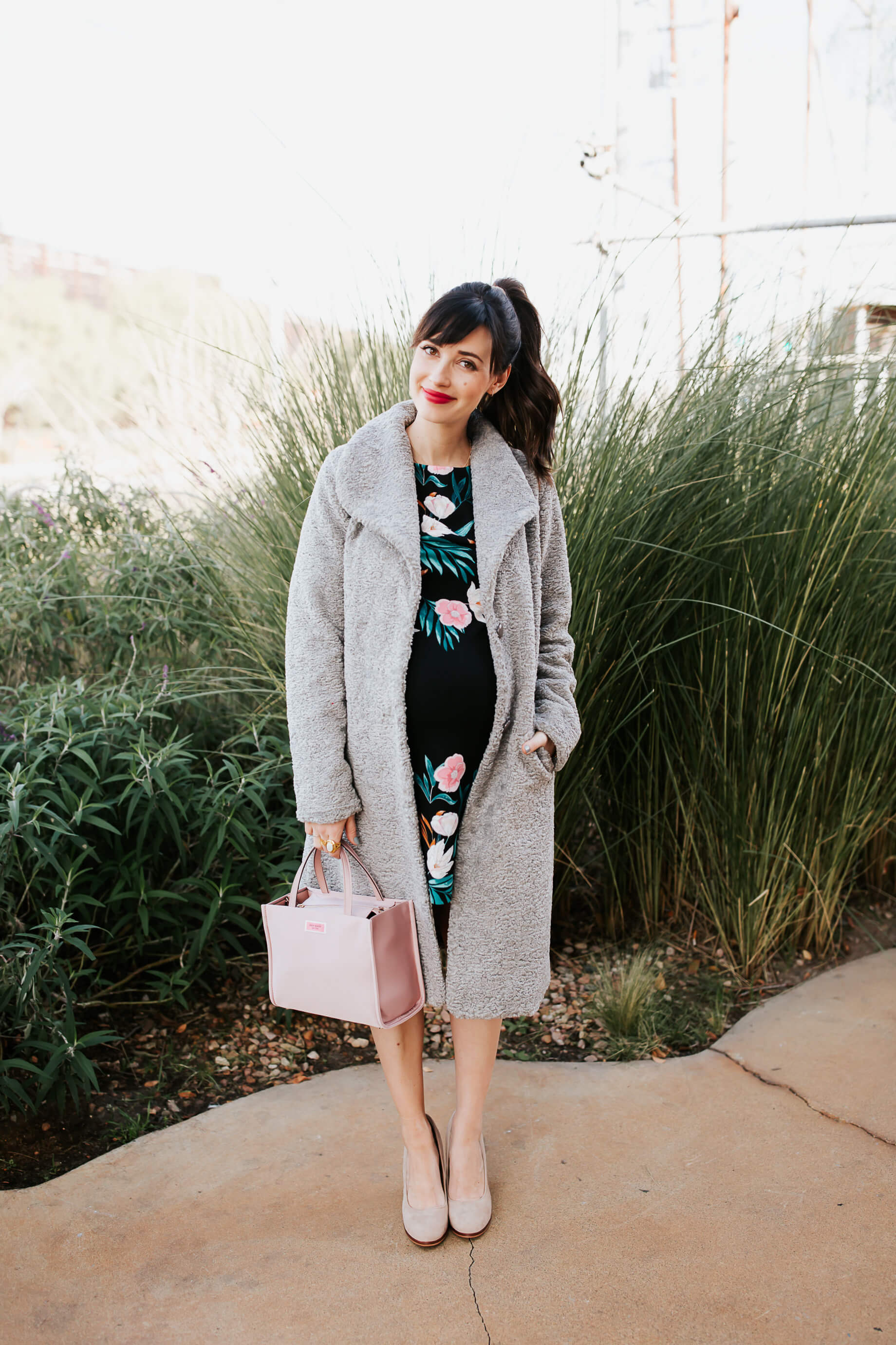 Why I am Obsessed with Winter Florals