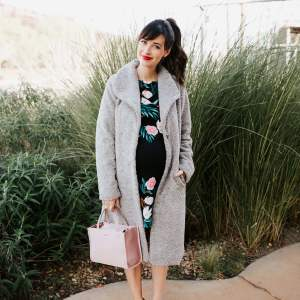 I love winter florals! - M Loves M @marmar