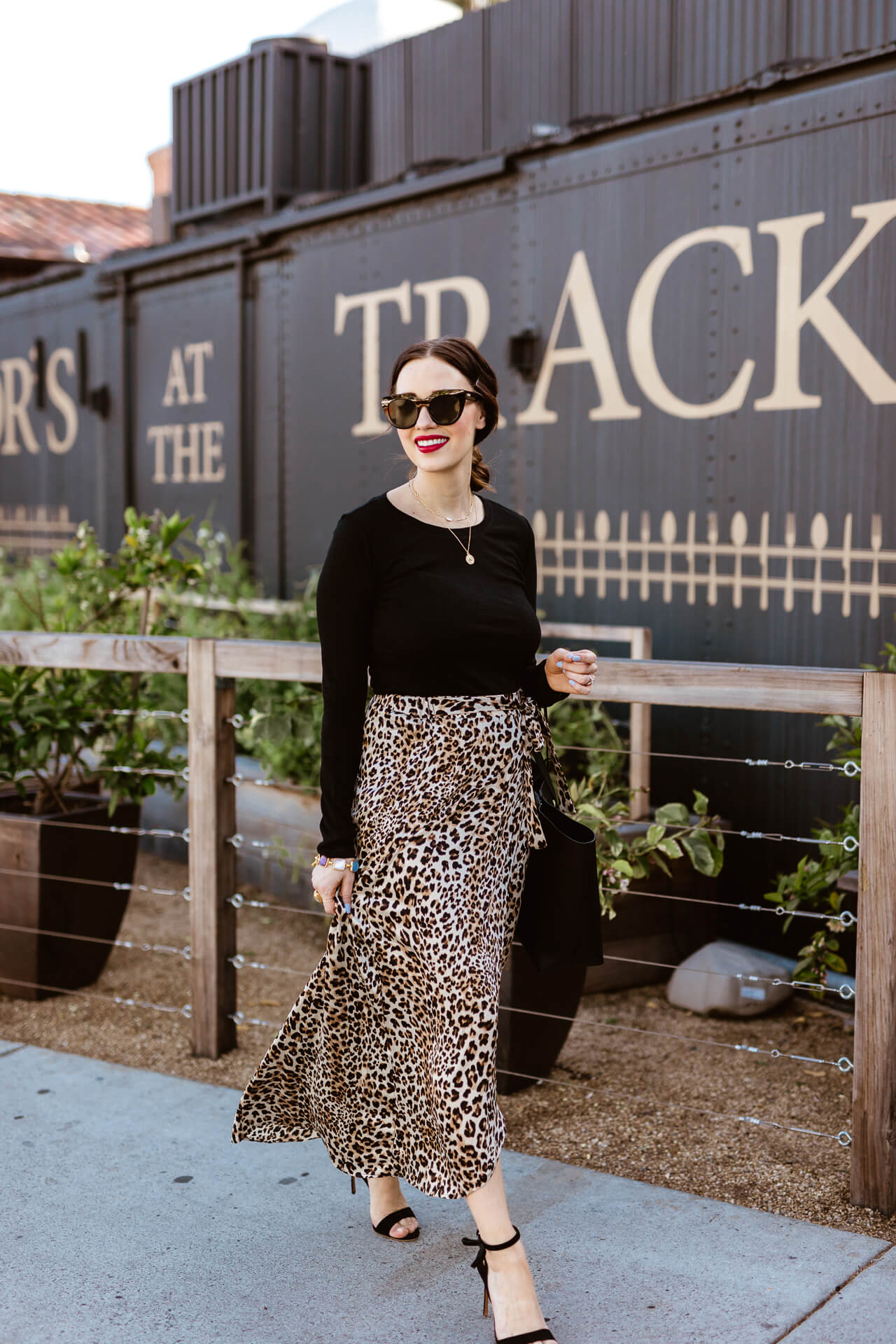 A classic leopard outfit! - M Loves M @marmar