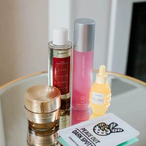 Crystal clear skin products! - M Loves M @marmar