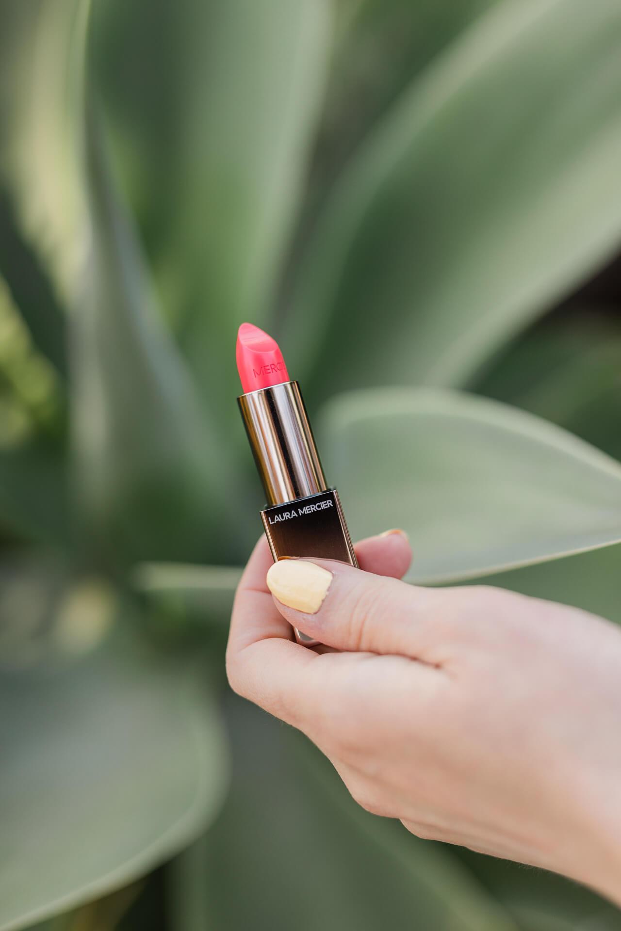 Laura Mercier silky creme lipstick! - M Loves M @marmar
