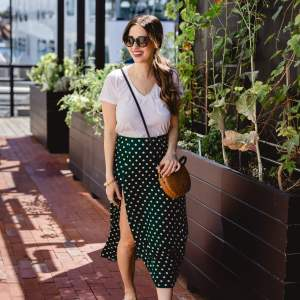 A casual midi skirt for summer! - M Loves M
