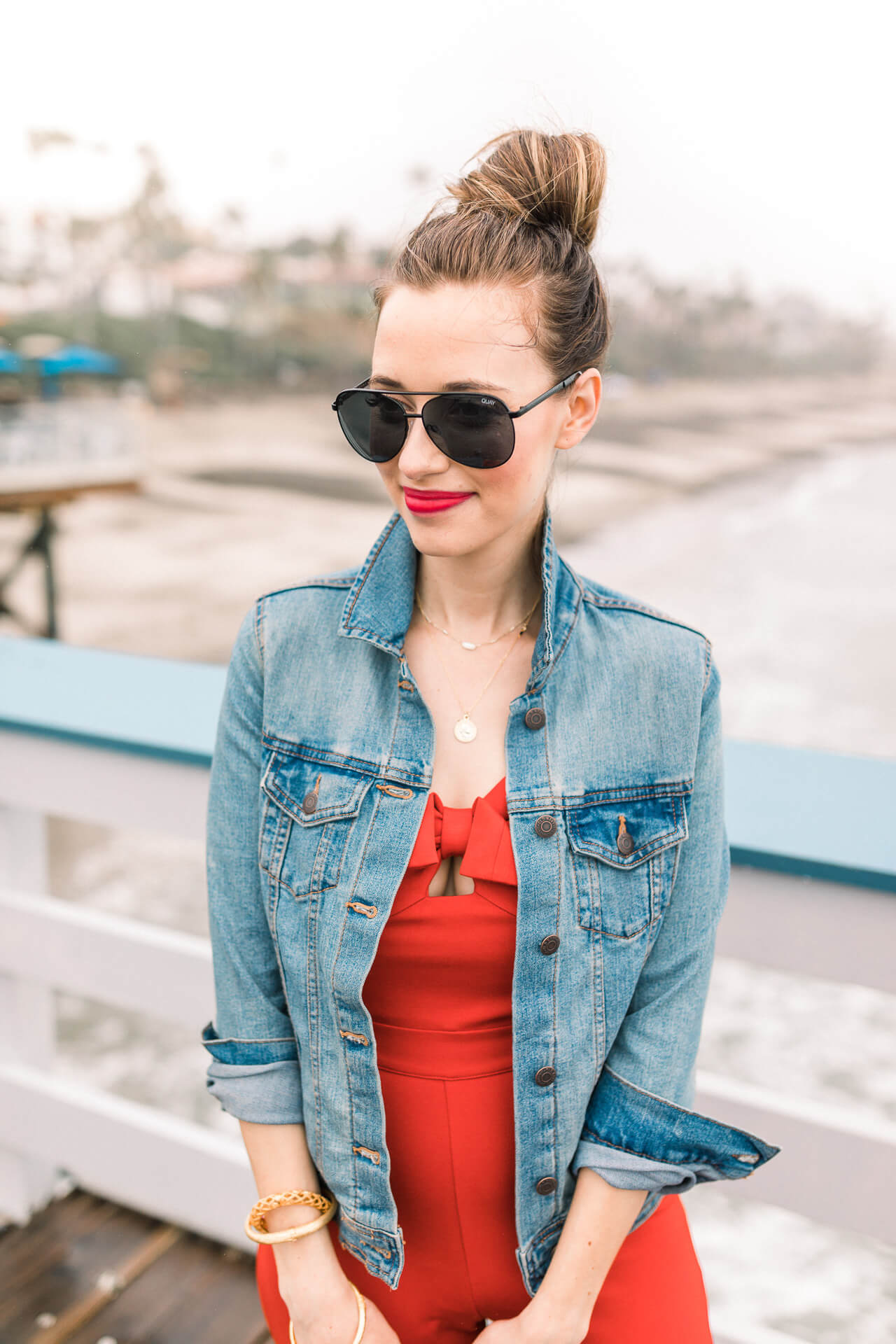 Cute patriotic casual 4th of July outfit inspiration! - M Loves M