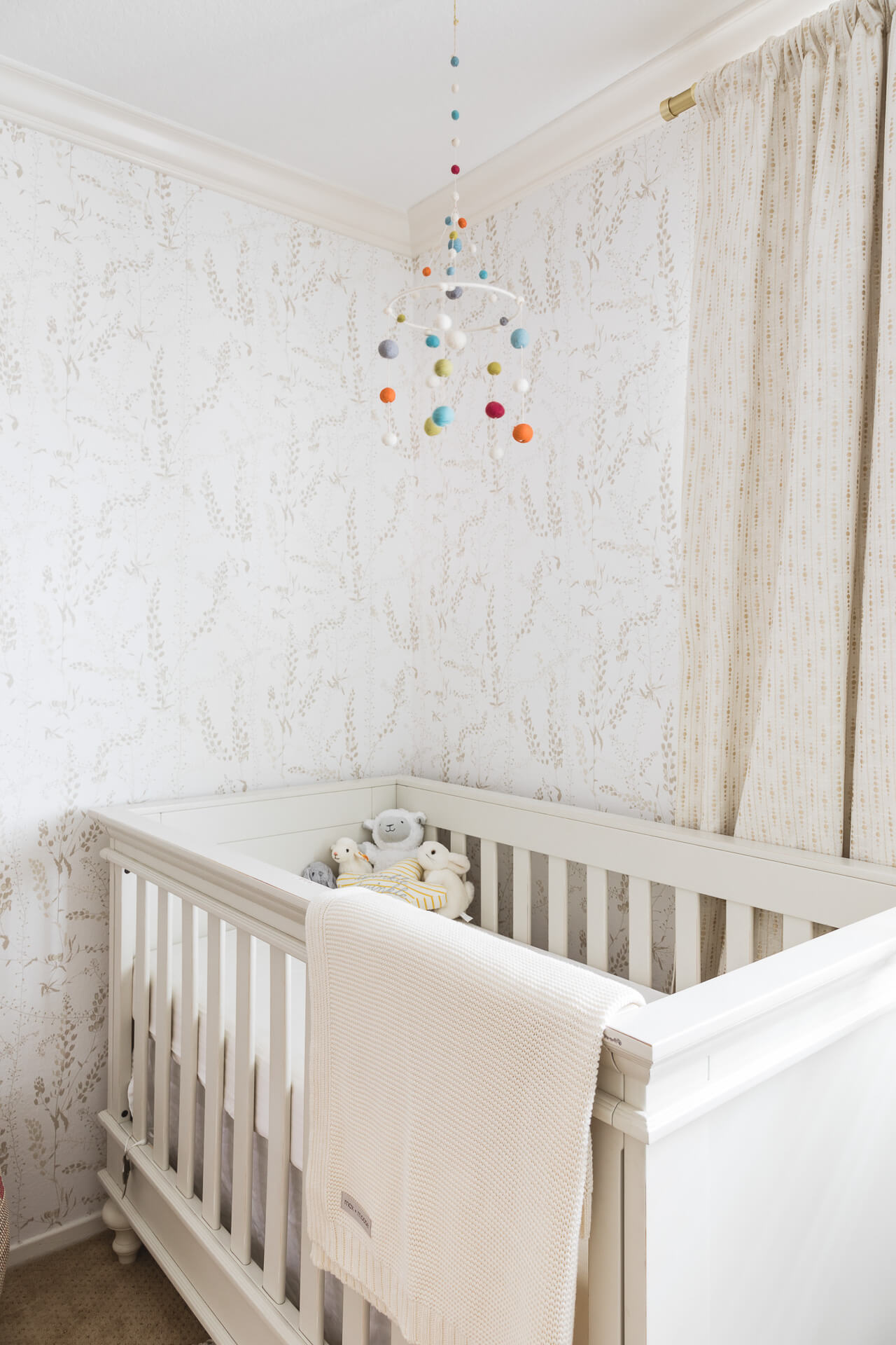 Baby girl nursery makeover! - M Loves M