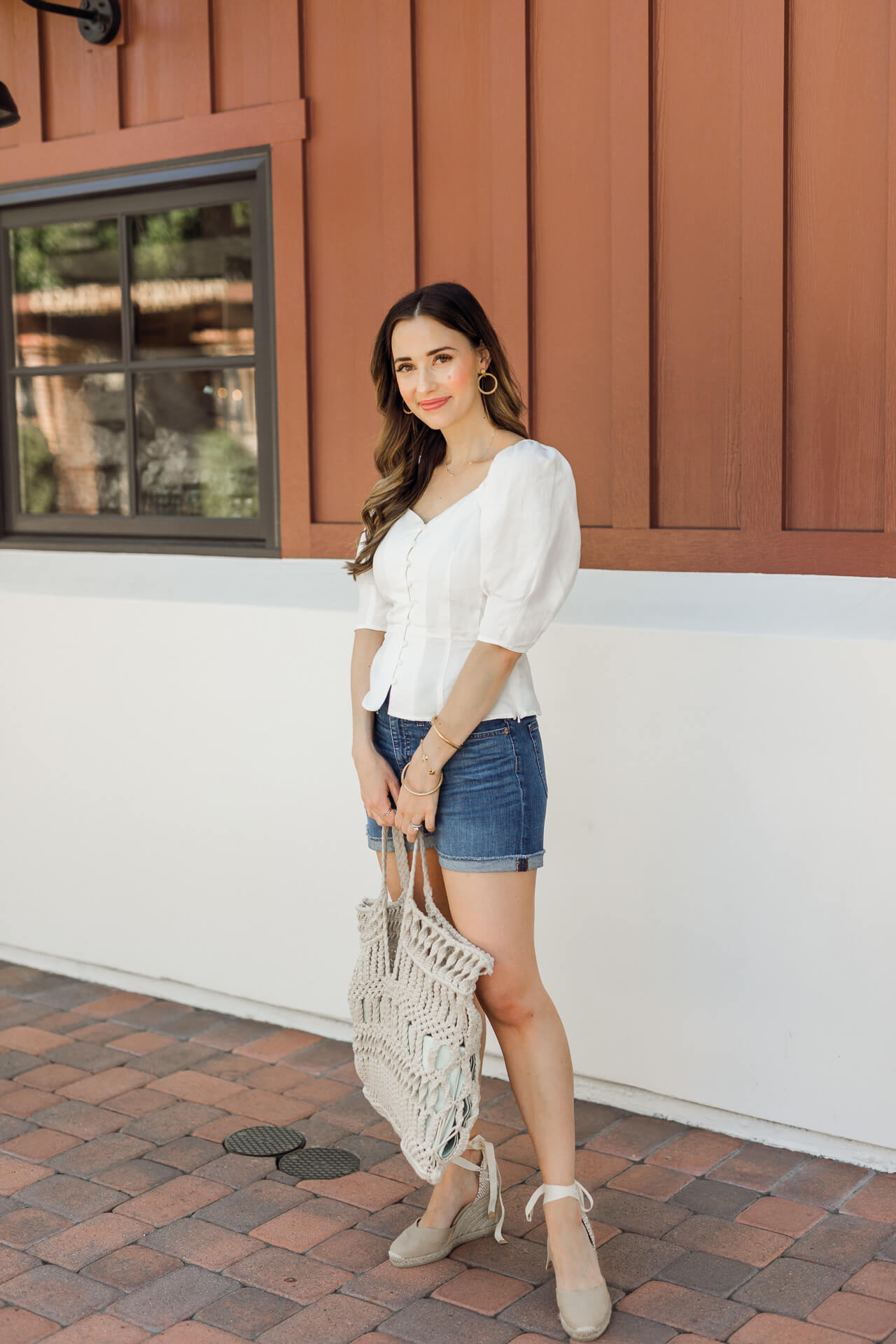 The cutest puff sleeve tops for summer! - M Loves M