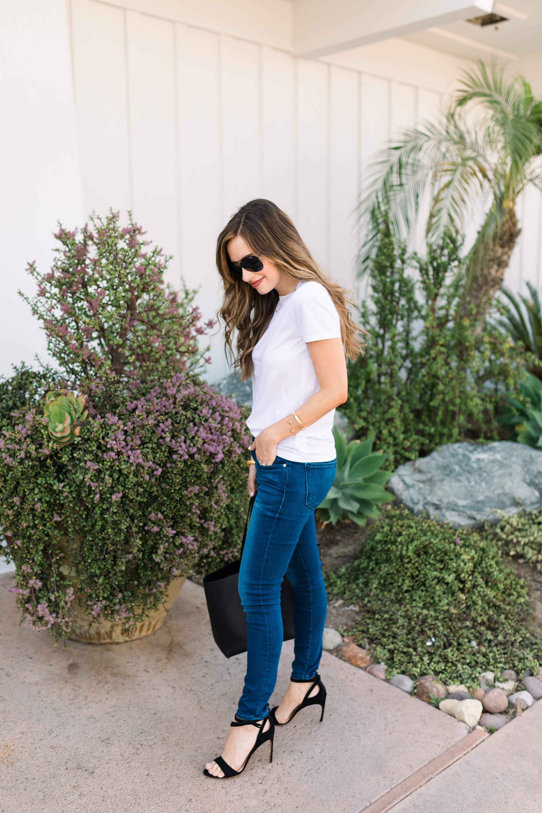 the best pair of jeans I've found postpartum - - M Loves M Los Angeles and Orange County fashion and lifestyle blogger @marmar