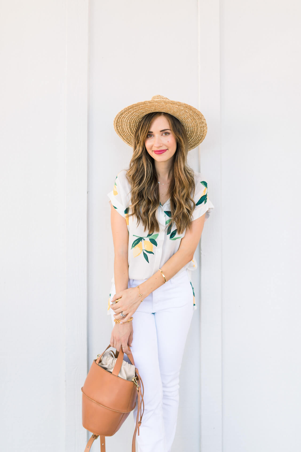 styling white jeans for summertime - M Loves M Los Angeles and Orange County fashion and lifestyle blogger @marmar
