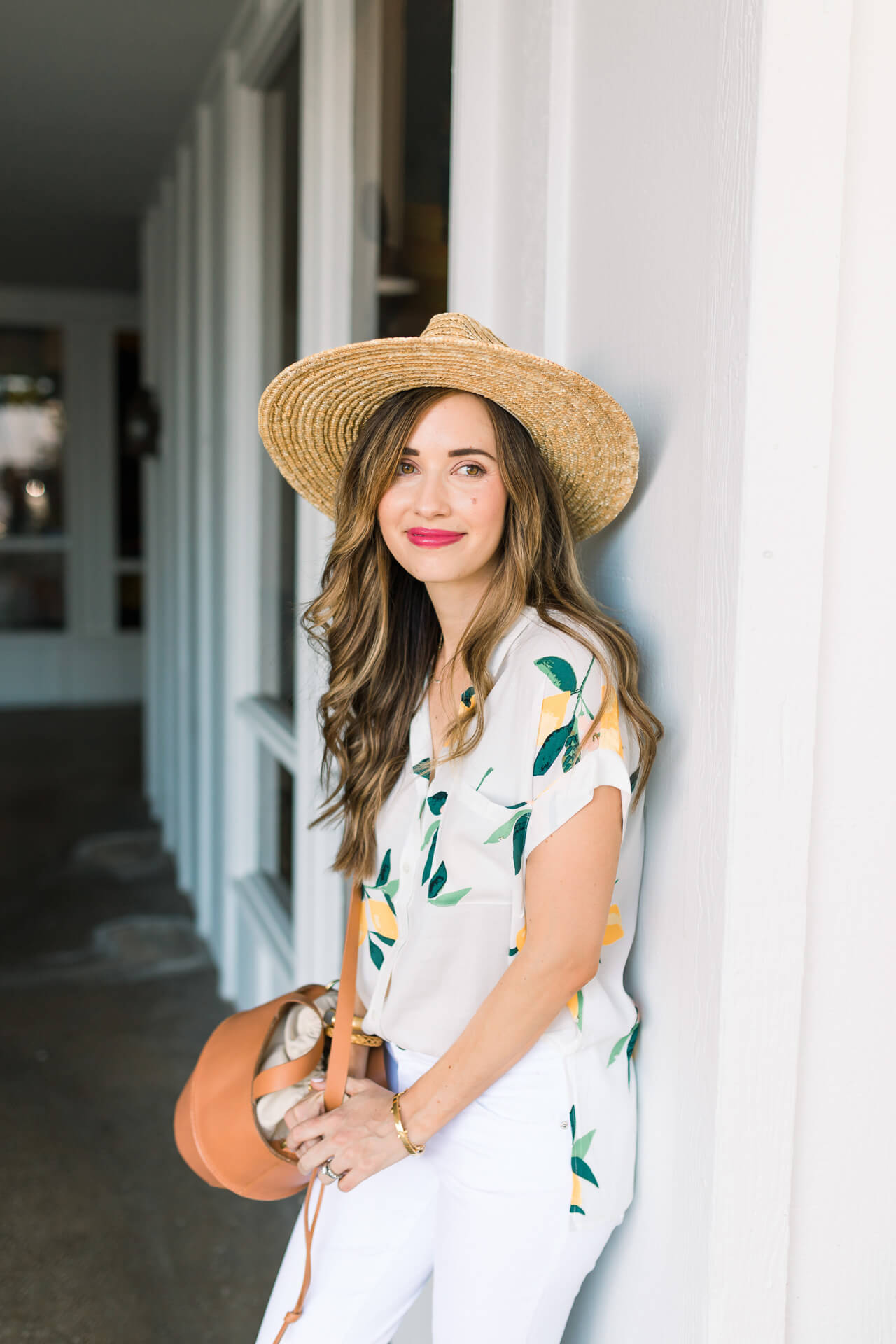 styling white jeans in the summertime - M Loves M Los Angeles and Orange County fashion and lifestyle blogger @marmar