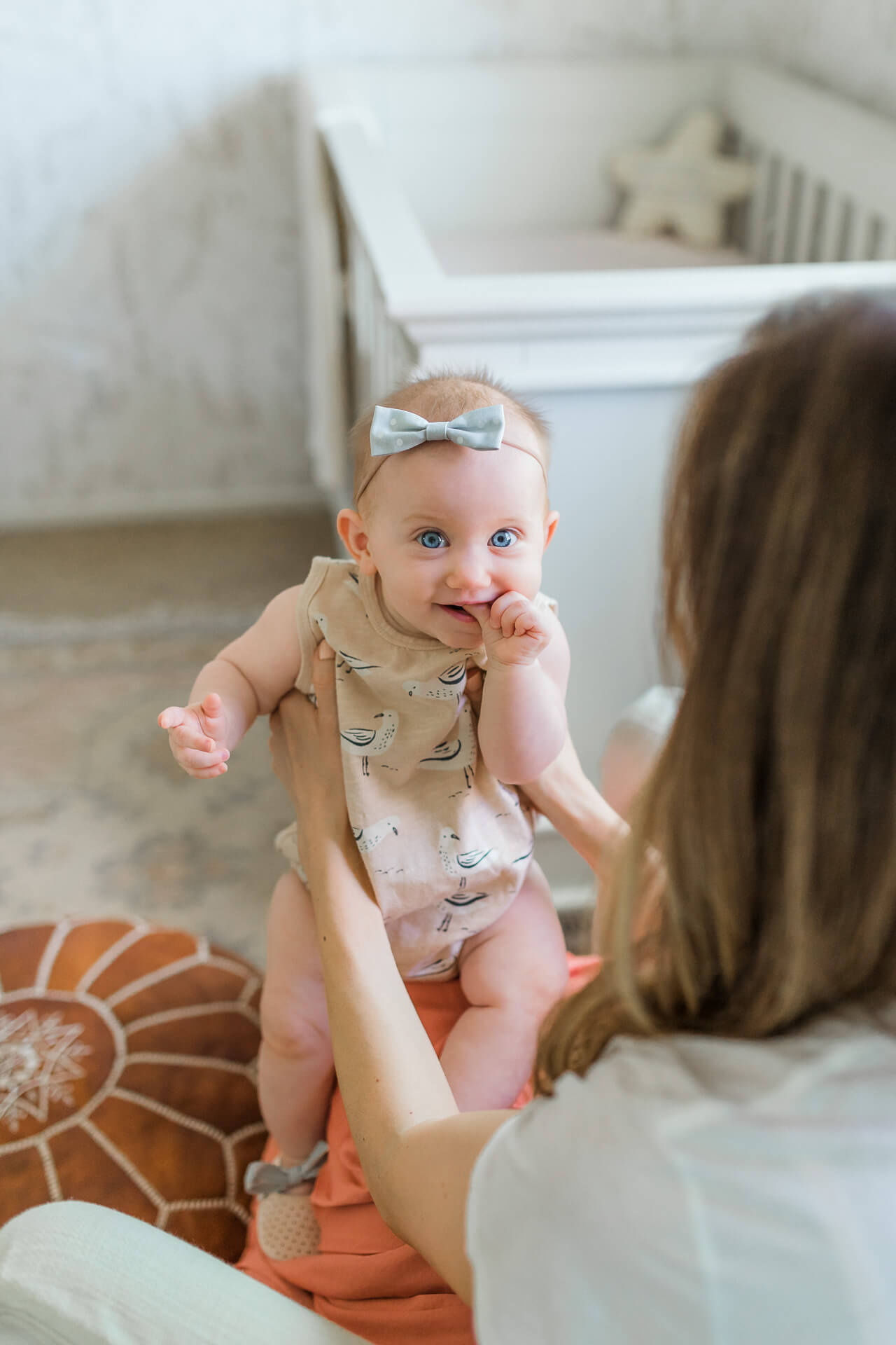 My baby's six month update! - M Loves M @marmar