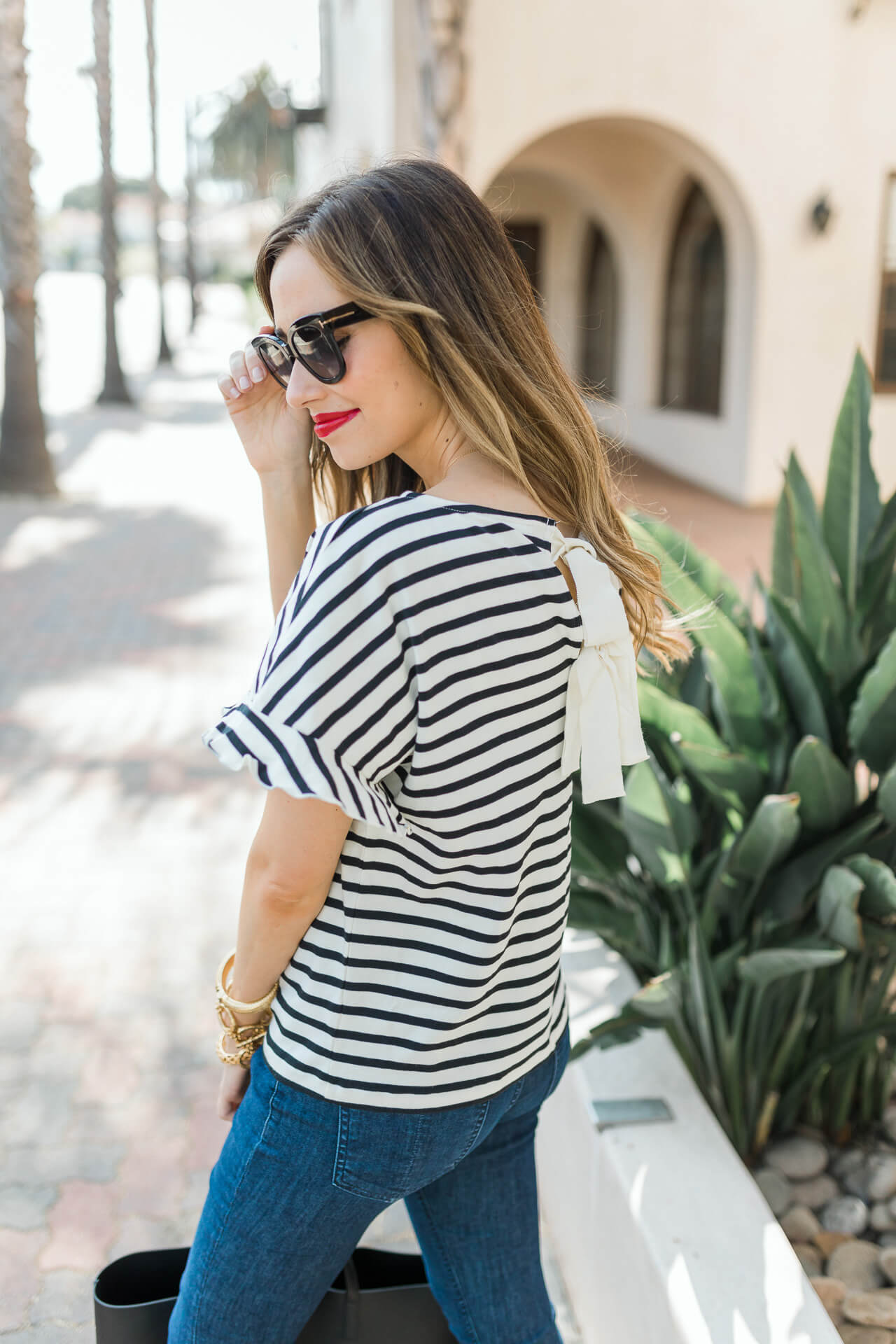 A striped shirt from Rachel Parcel! - M Loves M @marmar