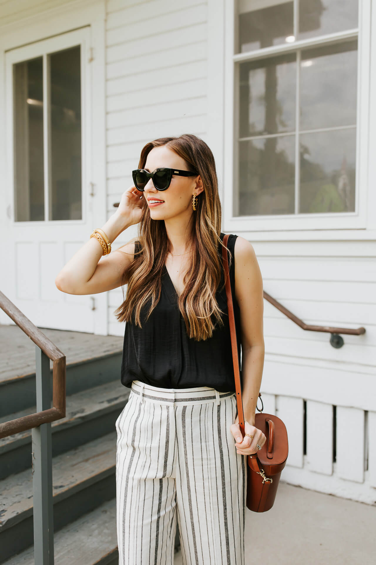 A summer to fall transition outfit! - M Loves M @marmar