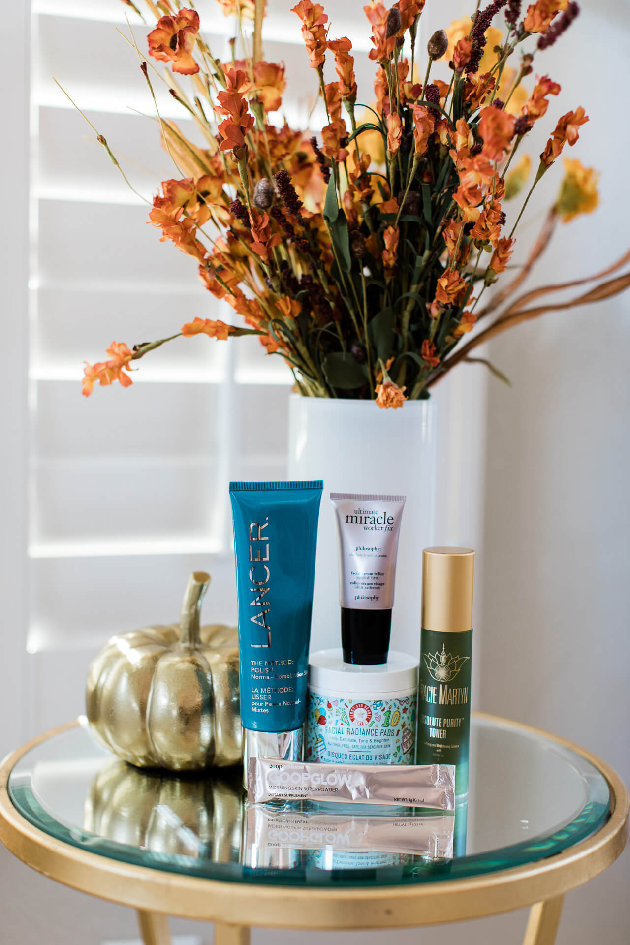 My updated fall skincare routine! - M Loves M @marmar