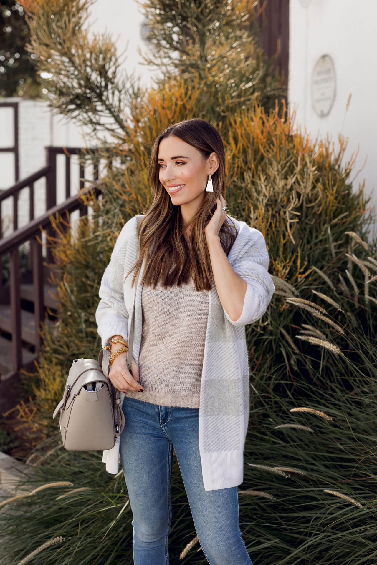 A cozy grey sweater from Abercrombie & Fitch! - M Loves M @marmar