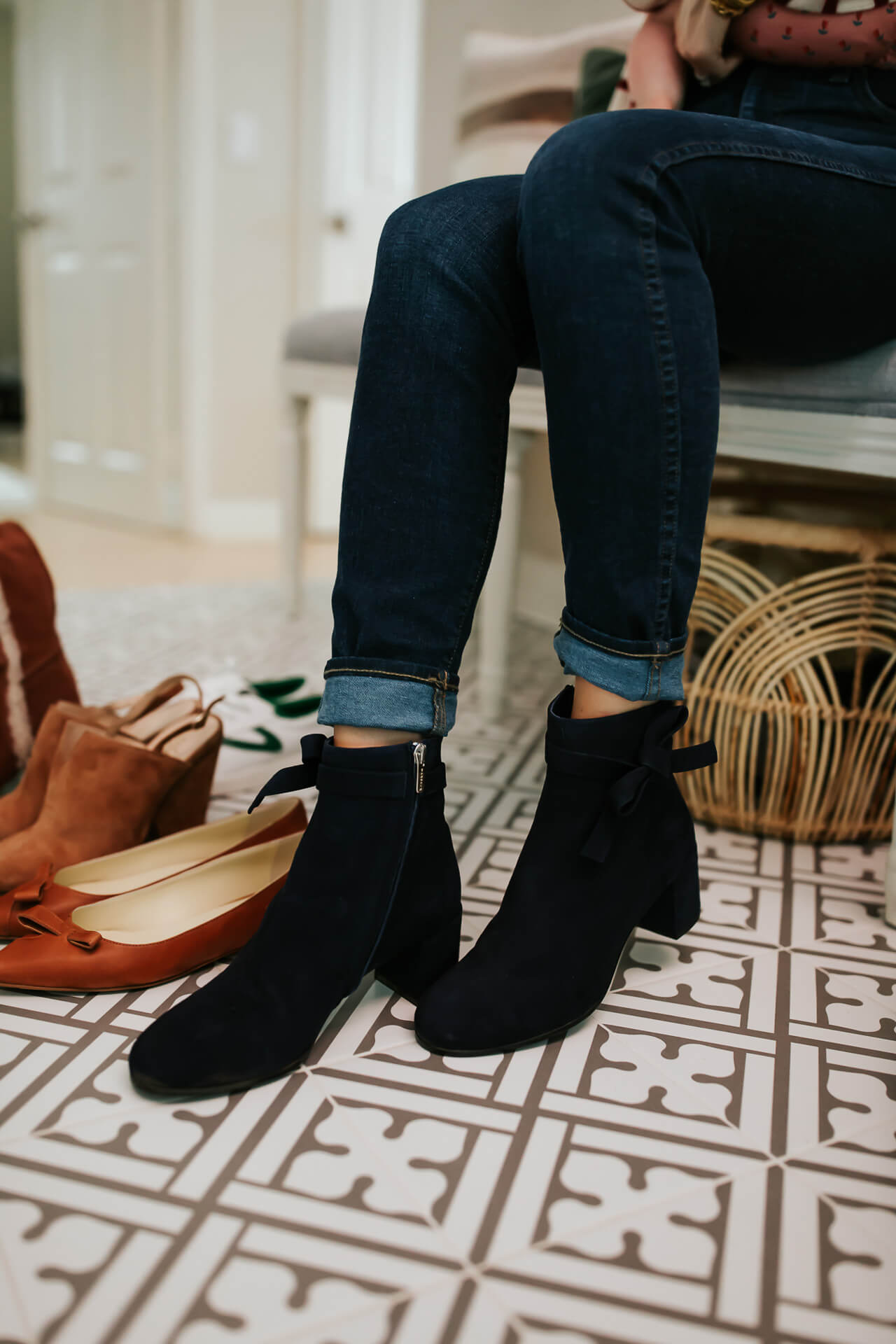 Cute Gal Meets Glam ankle boots! - M Loves M @marmar