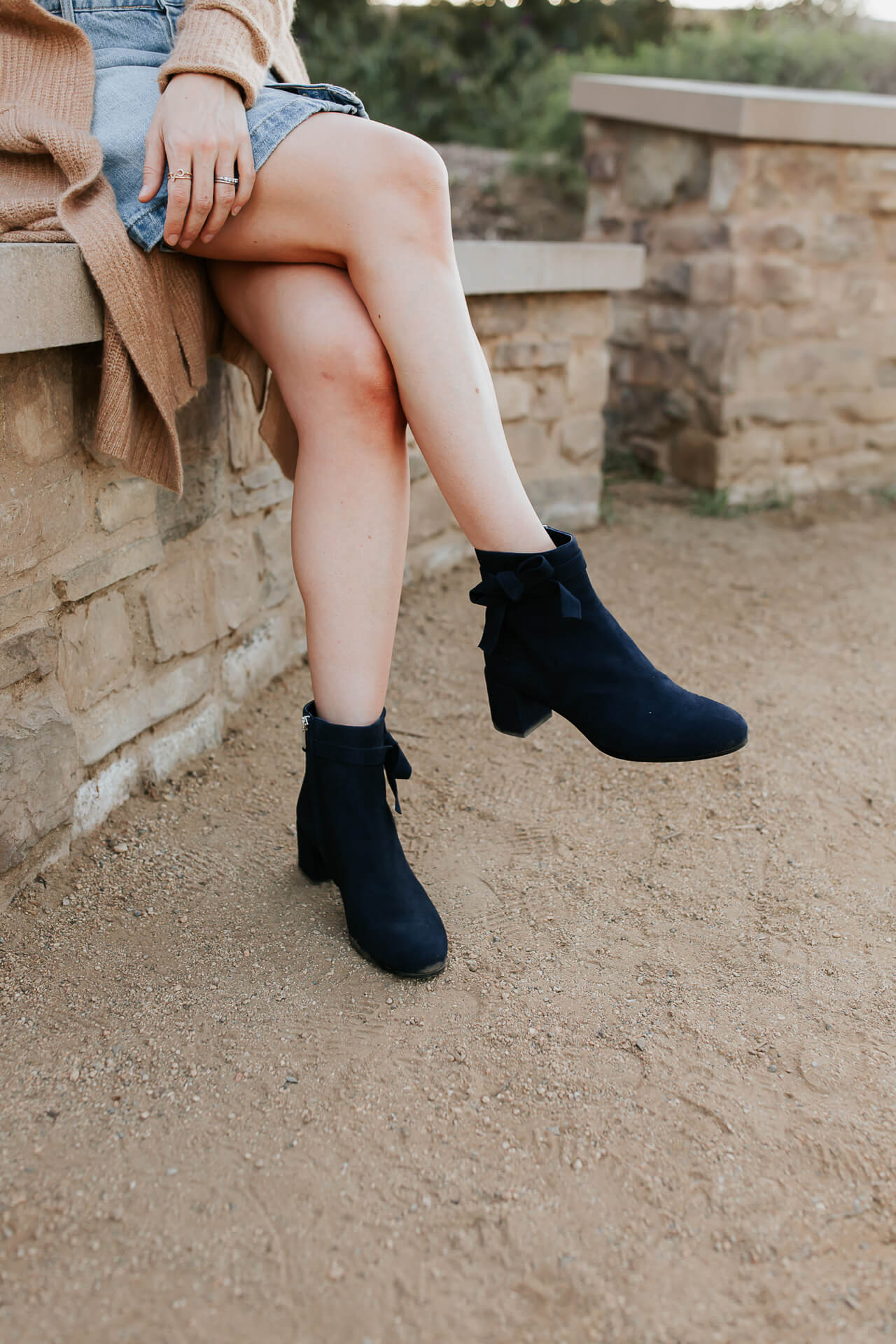 The cutest bow boots from Gal Meets Glam! - M Loves M @marmar