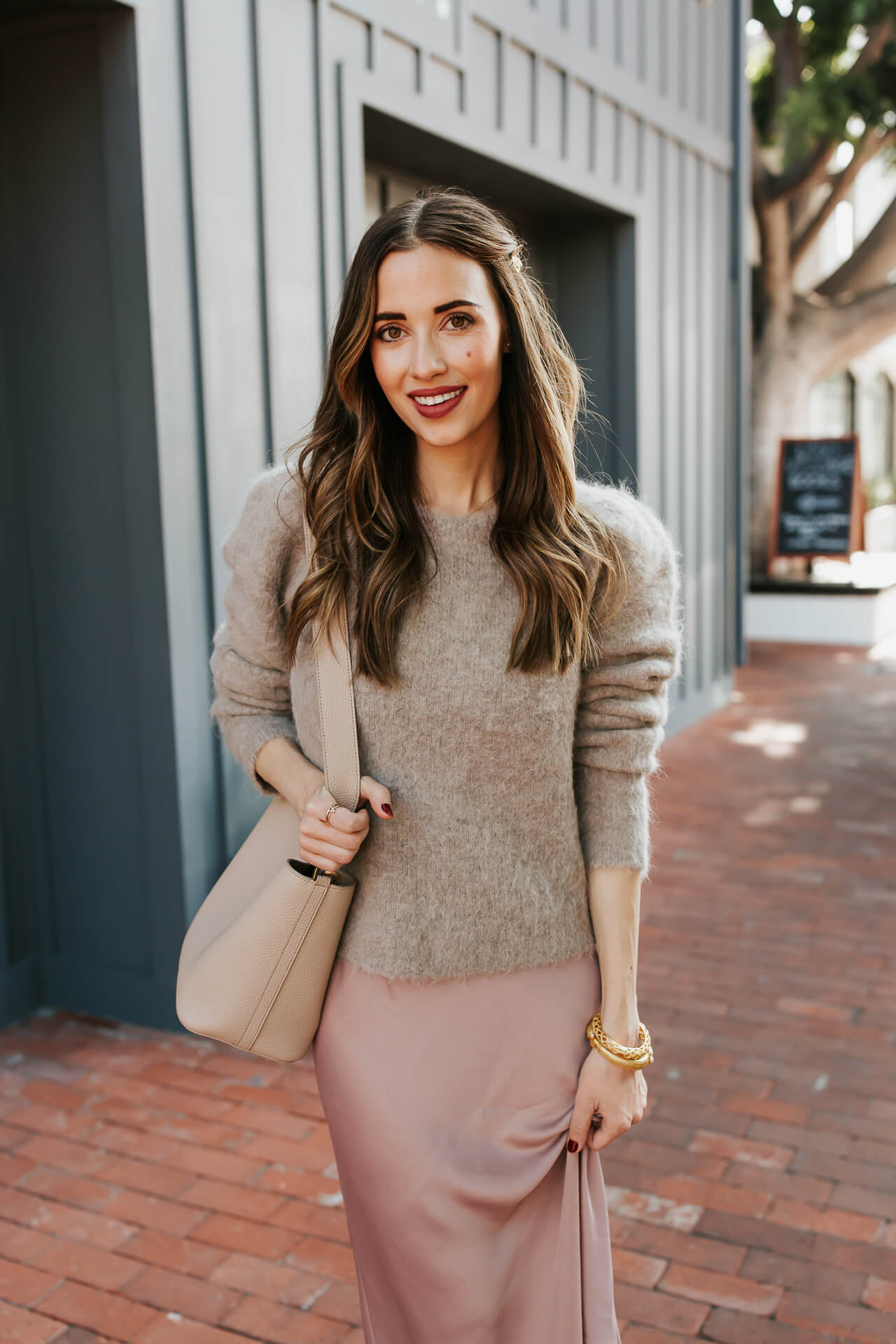 Love this puff sleeve sweater from J.Crew! - M Loves M @marmar