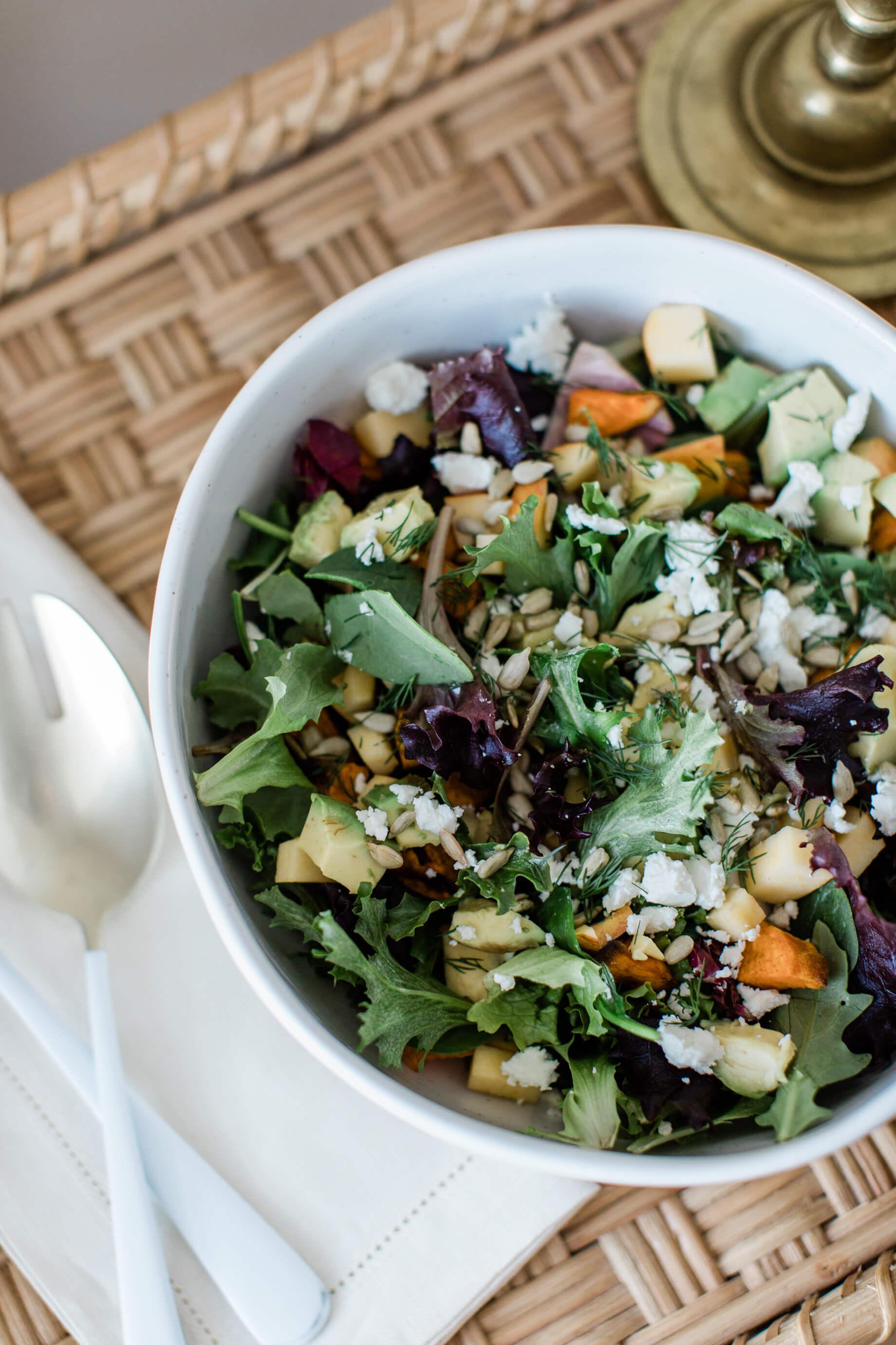 A sweet potato salad recipe! - M Loves M @marmar