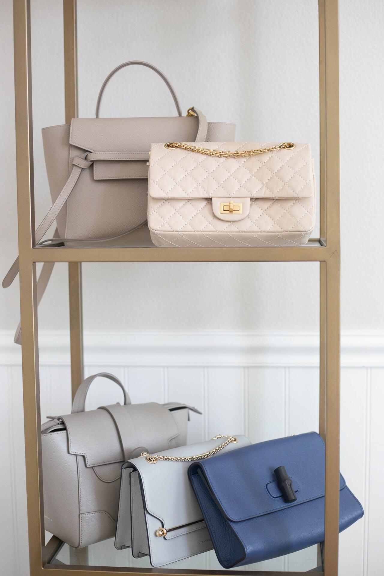 A really pretty cream Chanel handbag! ! - M Loves M @marmar