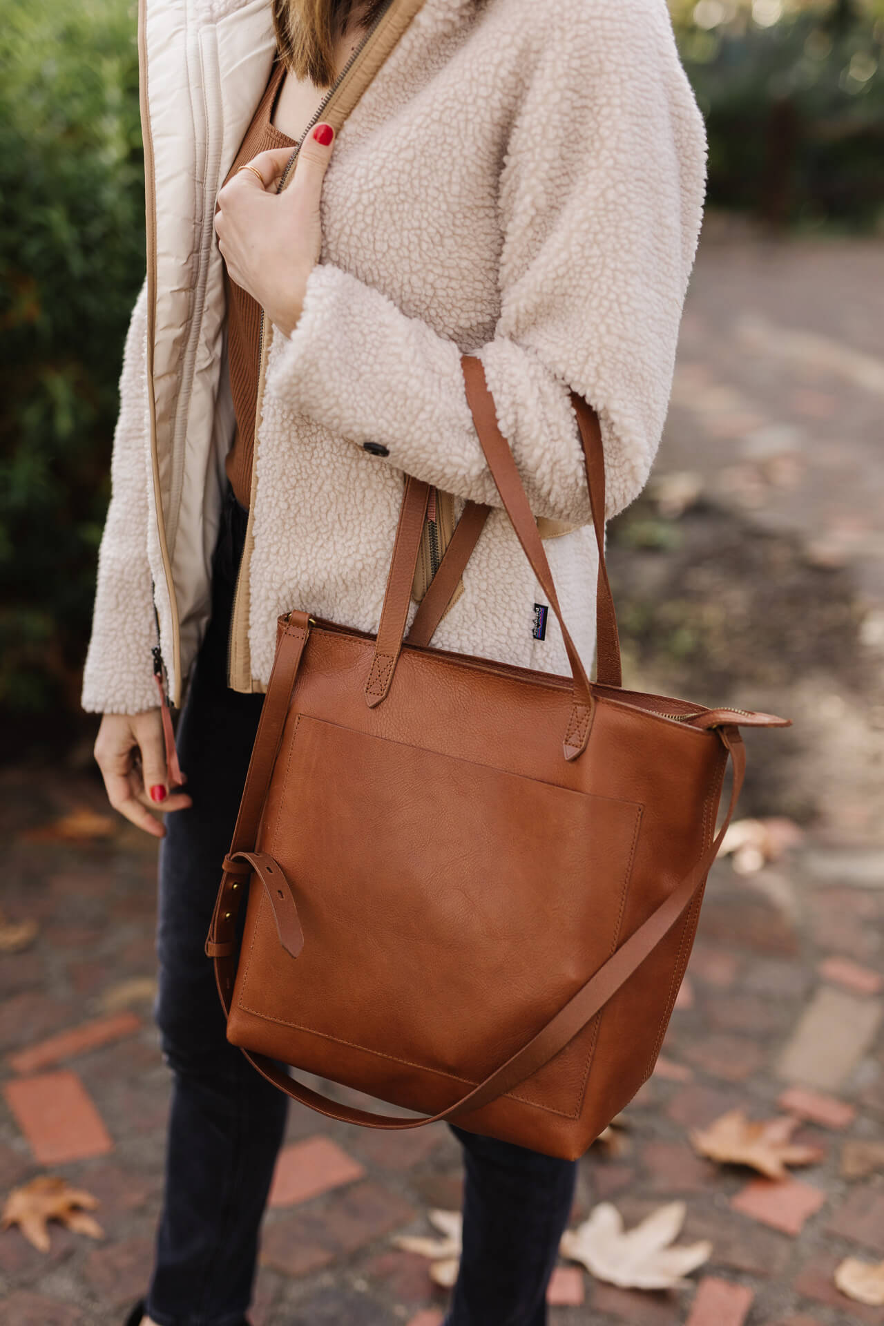 A review of the Madewell Transport Tote bag!! - M Loves M @marmar