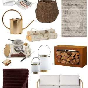 How to winterize your outdoor living space! - M Loves M @marmar