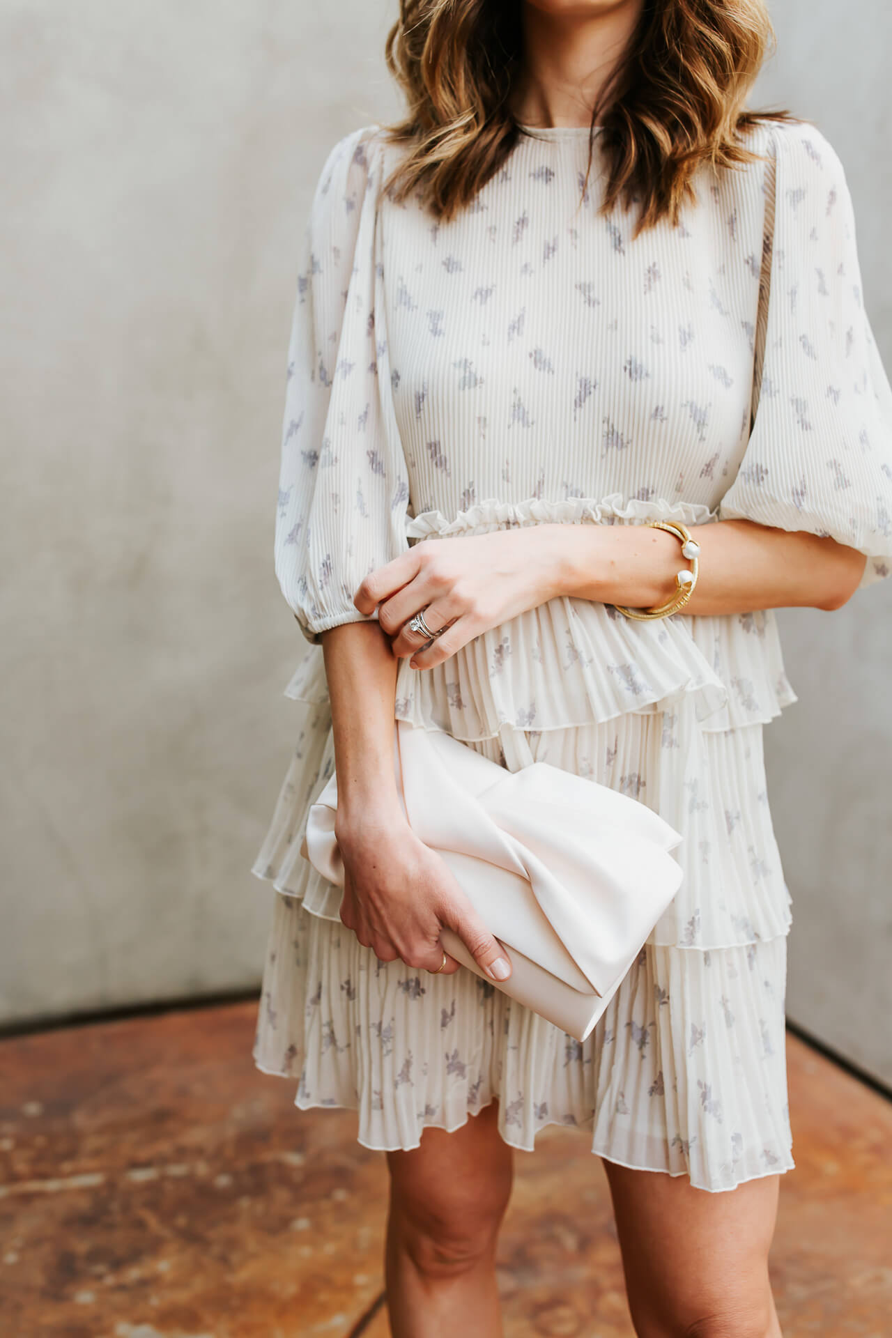 An all white spring outfit! - M Loves M @marmar