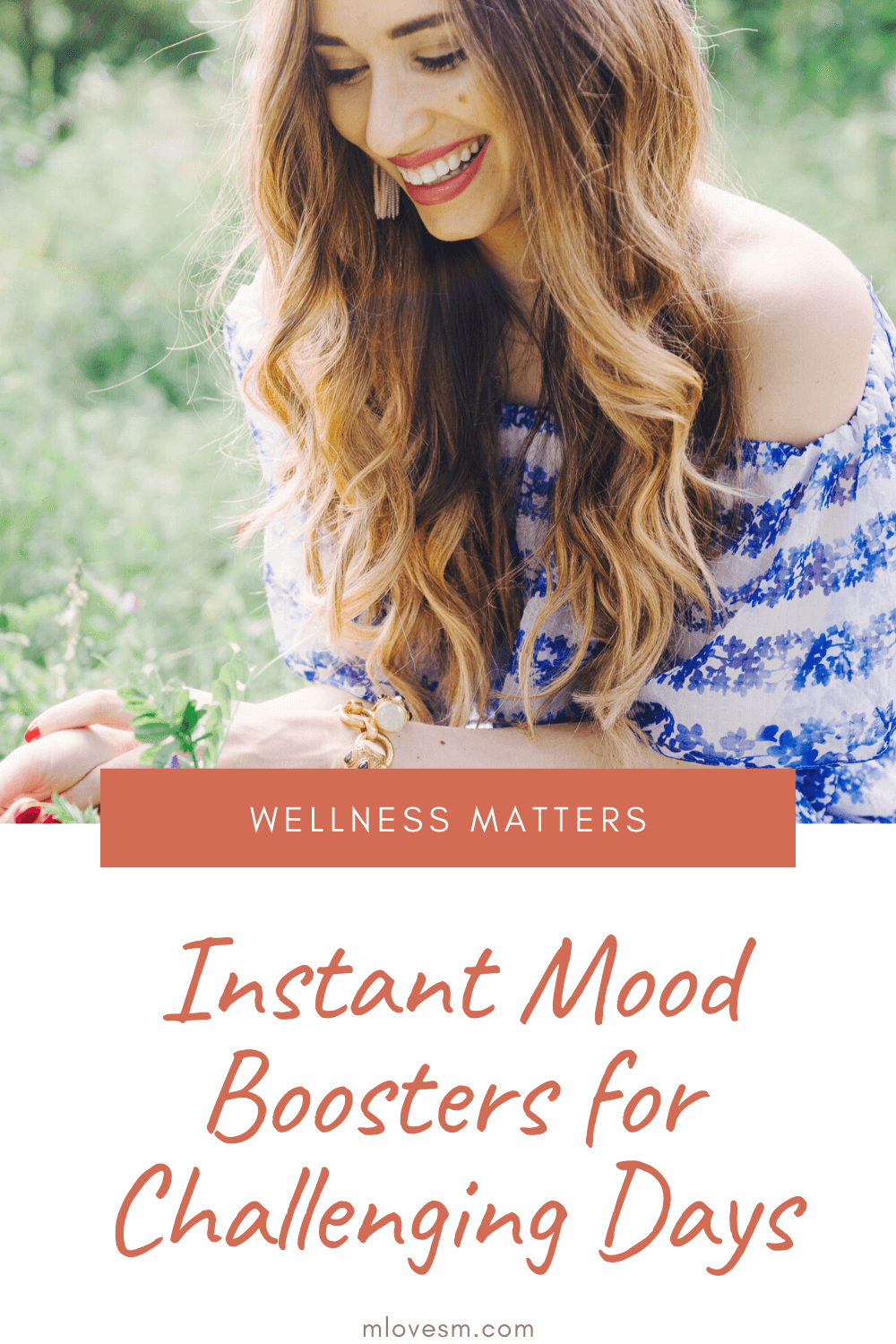 Here are some tips for an instant mood booster when you're having challenging days! - M Loves M @marmar