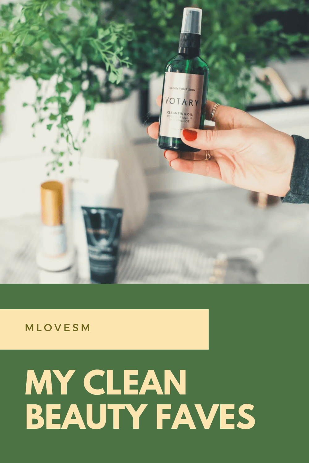 Here are my clean beauty faves! - M Loves M @marmar