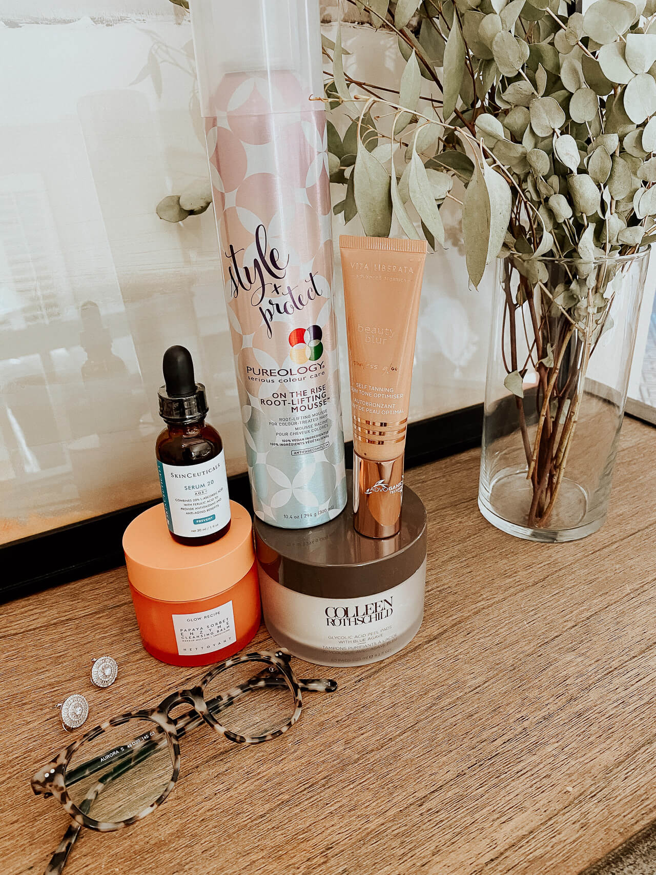 Here's my monthly beauty review for August! - M Loves M @marmar