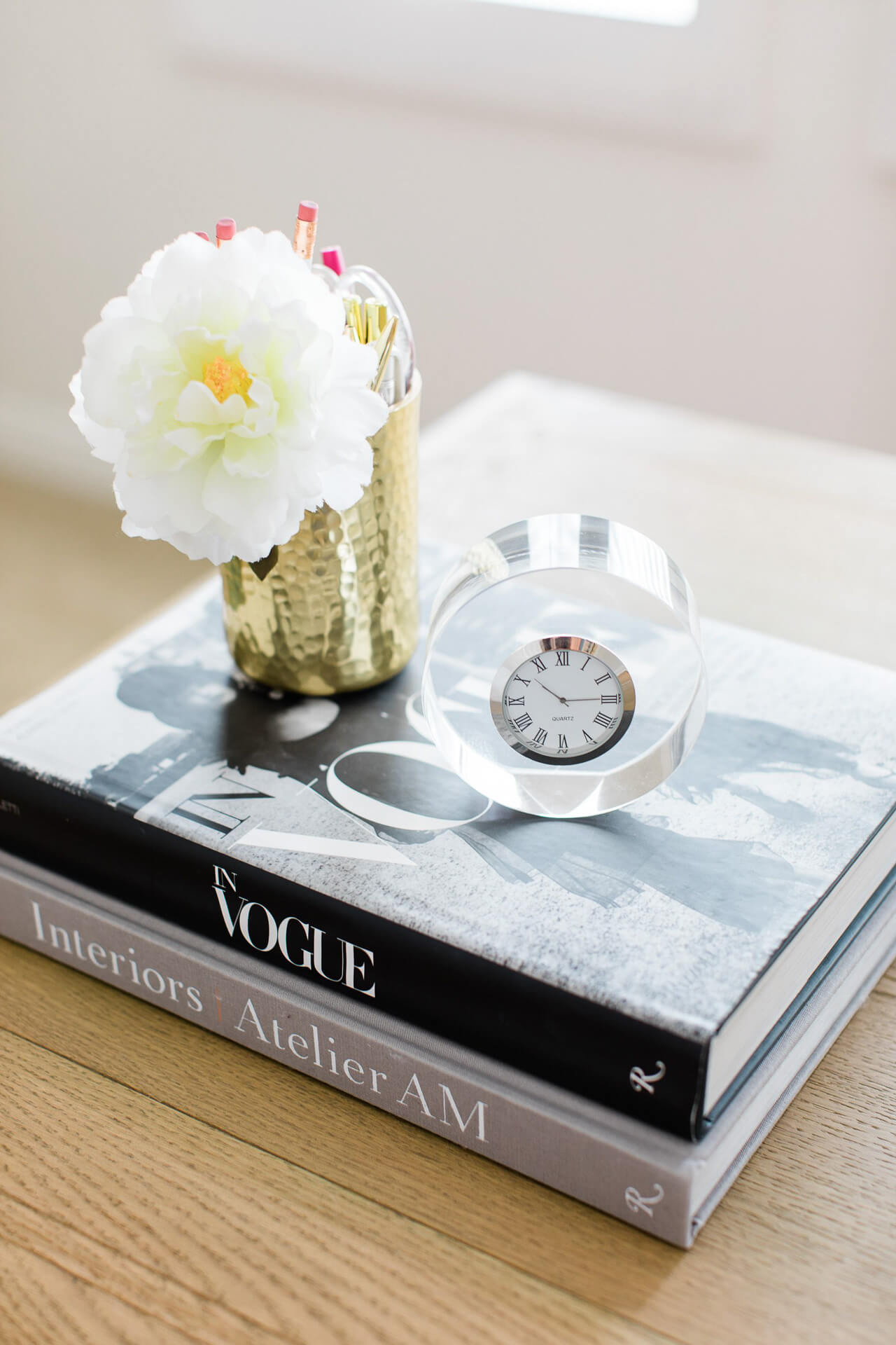 I love these fashion books as decoration! - M Loves M @marmar