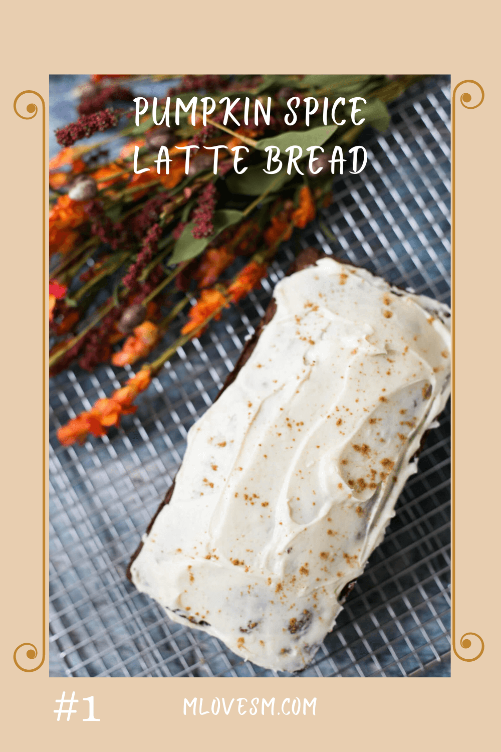 A delicious bread recipe to make this fall
