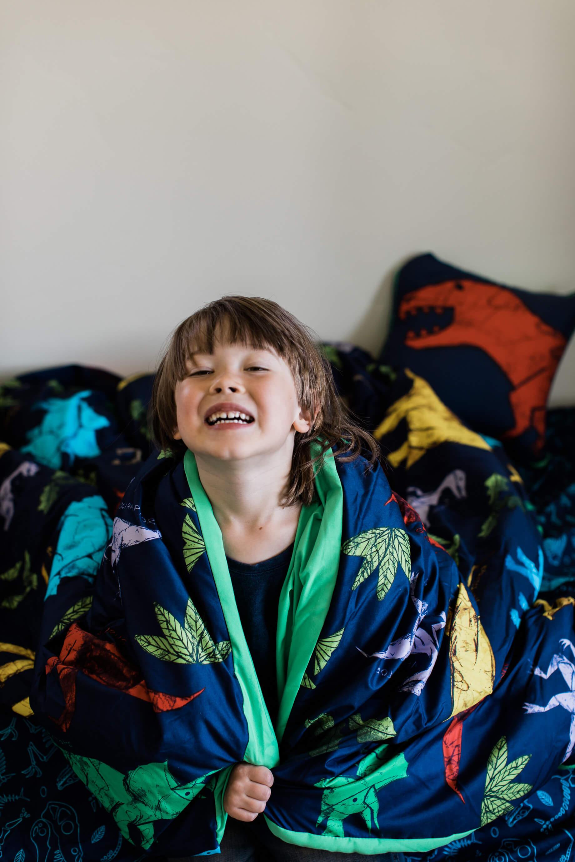 Augustine's new bedding -  M Loves M @marmar