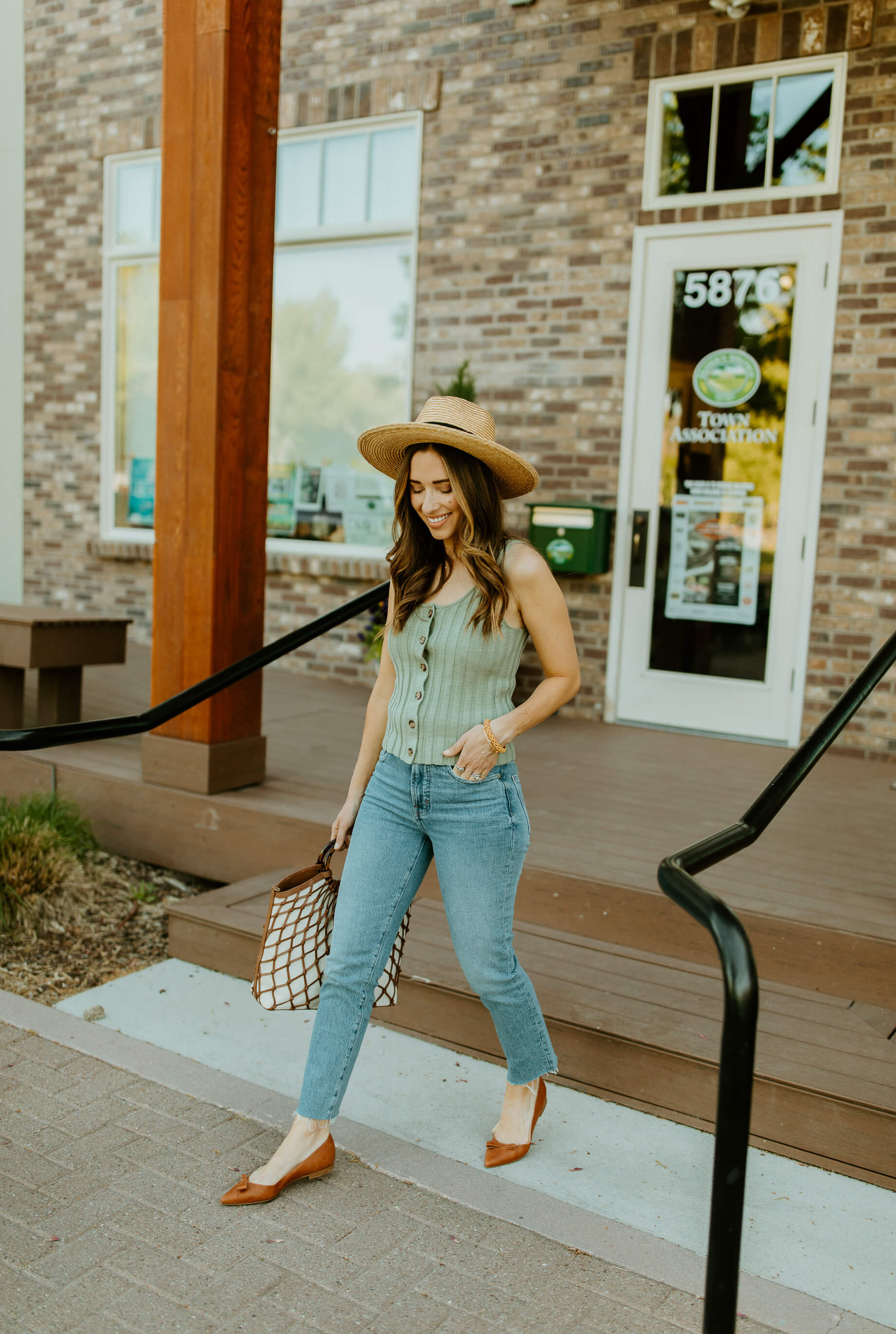 Boise fashion blogger M Loves M @marmar