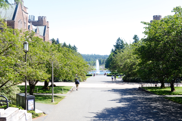 seattle travel diary university of washington M Loves M @marmar